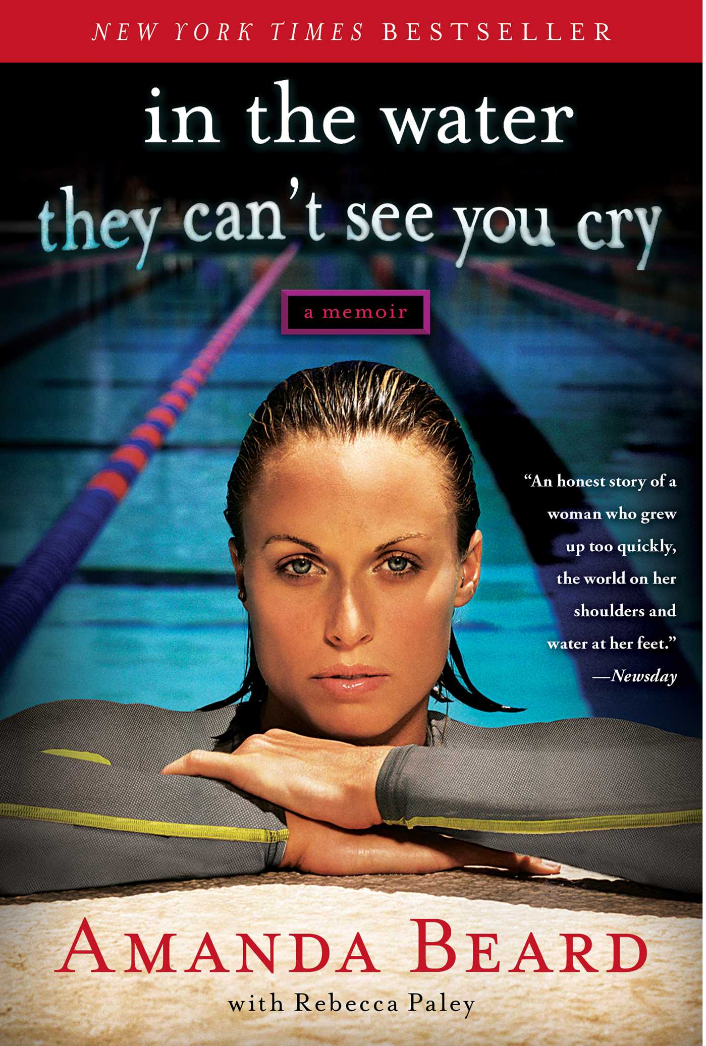 In the water they cant see you cry 9781451644395 hr