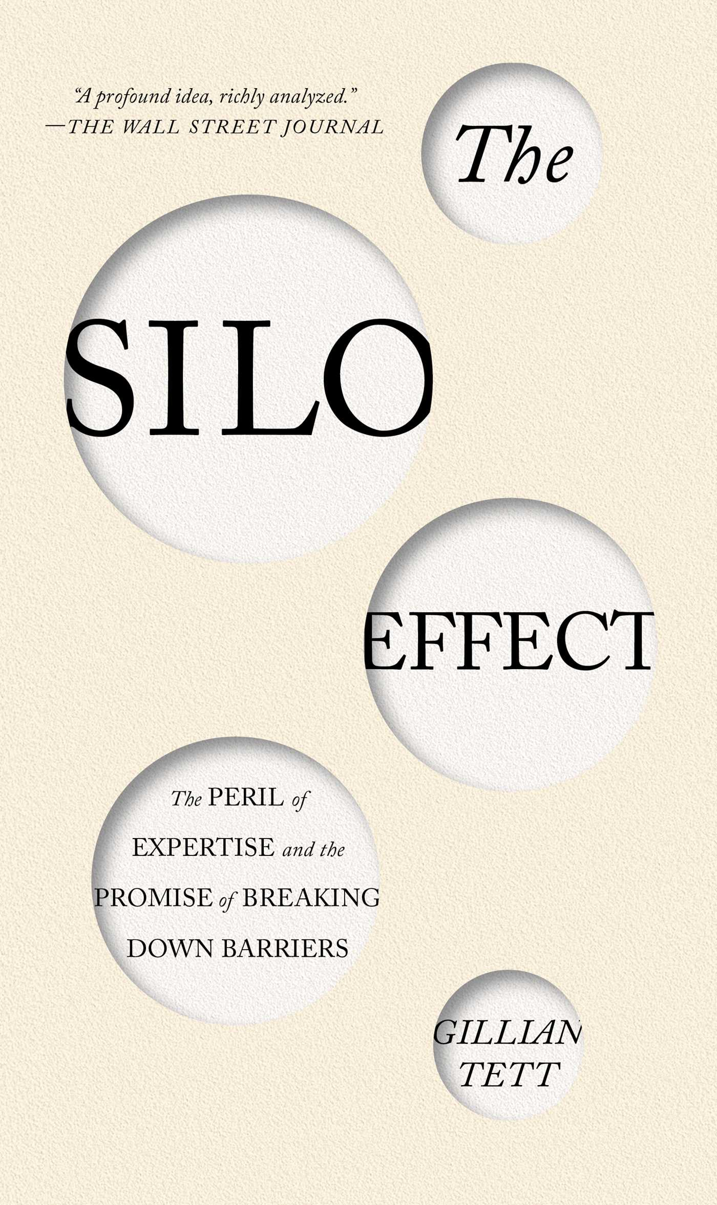 The silo effect 9781451644746 hr