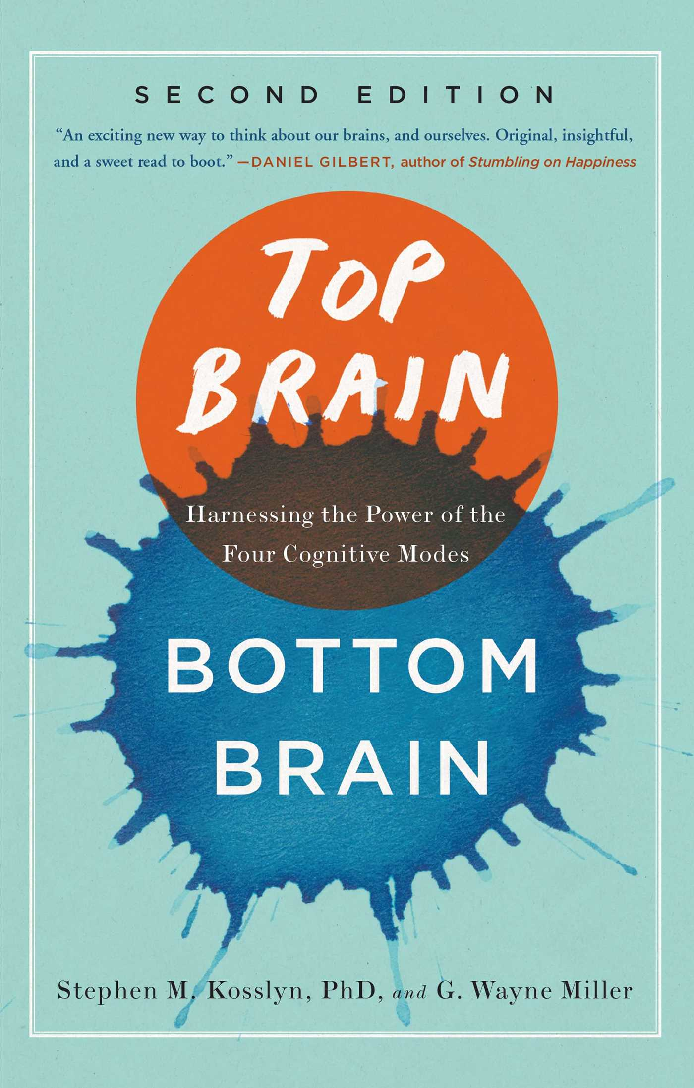 Top brain bottom brain book by stephen kosslyn g wayne miller top brain bottom brain 9781451645118 hr fandeluxe Image collections