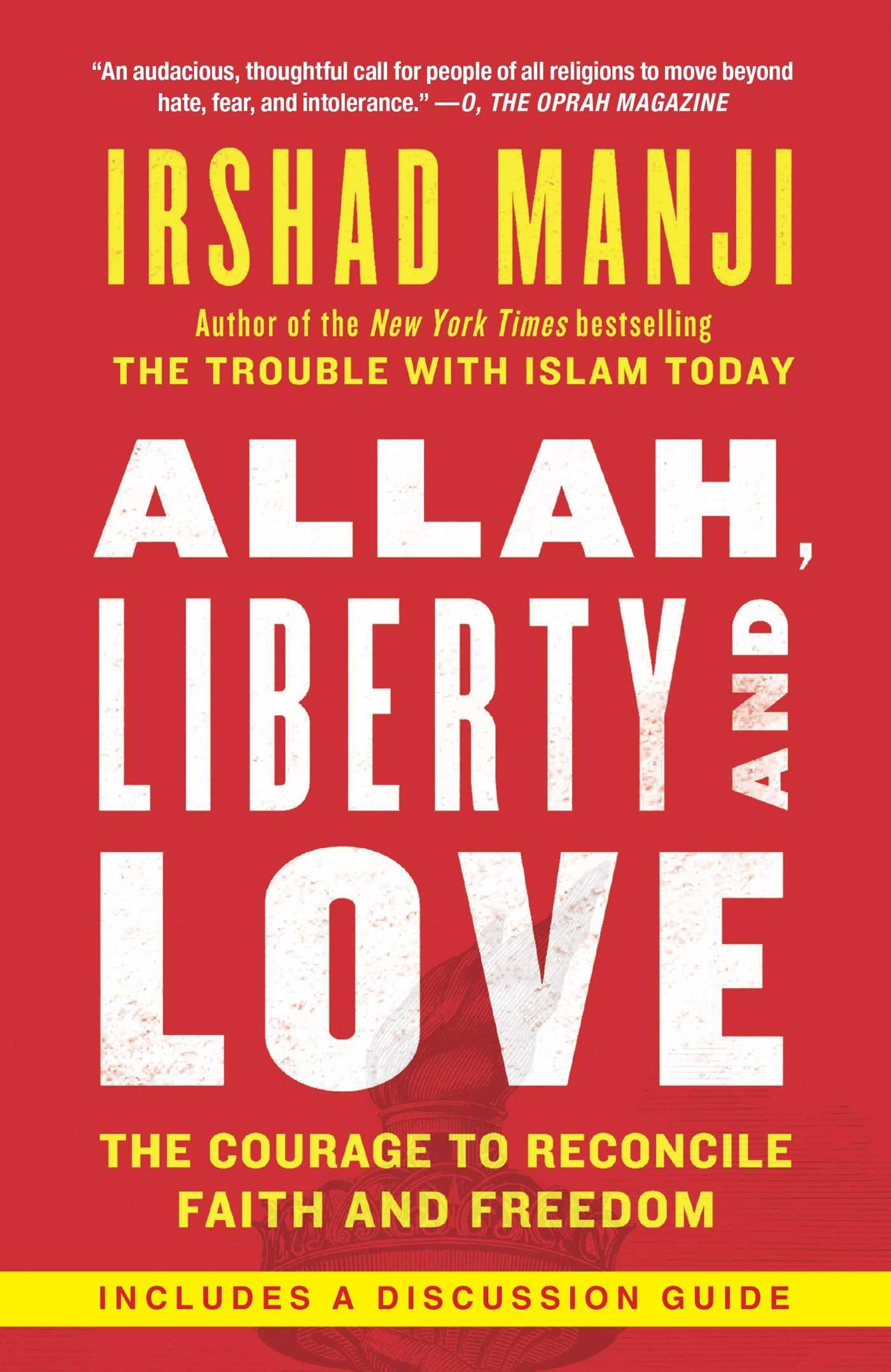 Allah liberty and love 9781451645224 hr