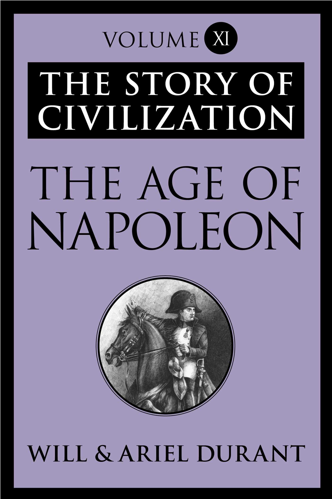 Book Cover Image (jpg): The Age of Napoleon