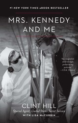 Mrs. Kennedy and Me book cover
