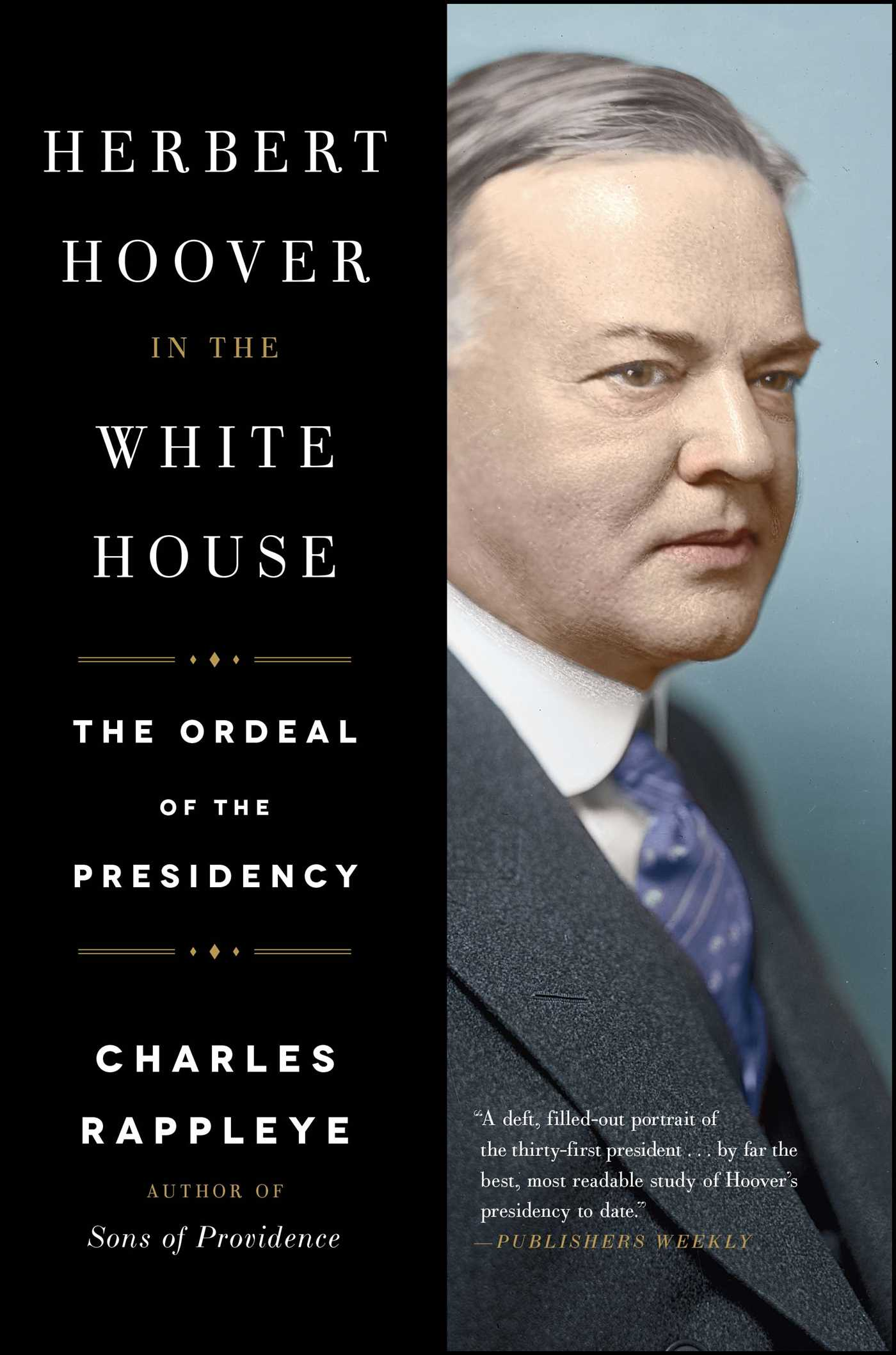 Herbert hoover in the white house 9781451648683 hr