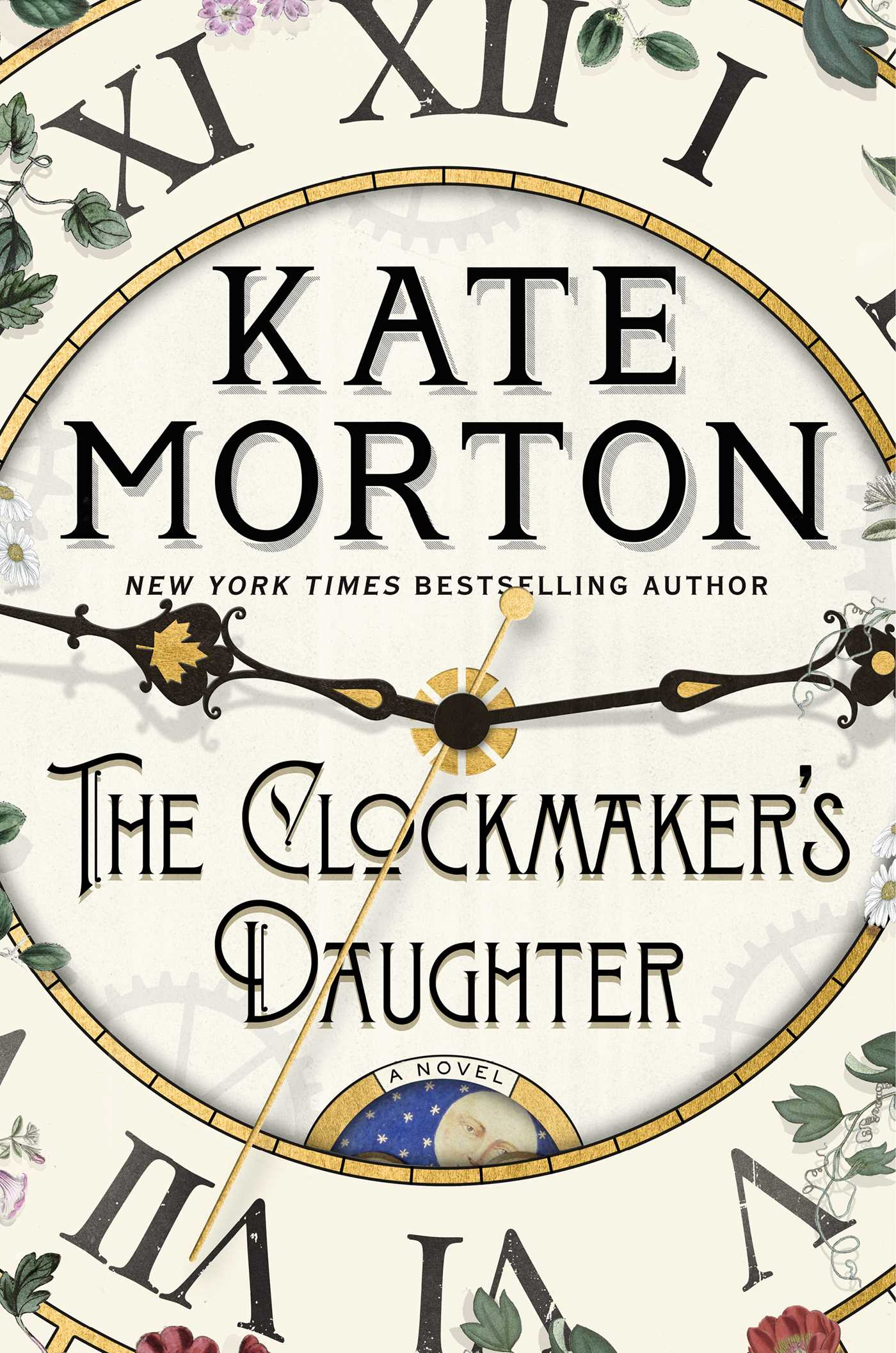 The clockmakers daughter 9781451649390 hr