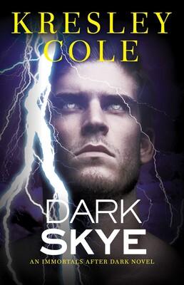 Dark Skye book cover