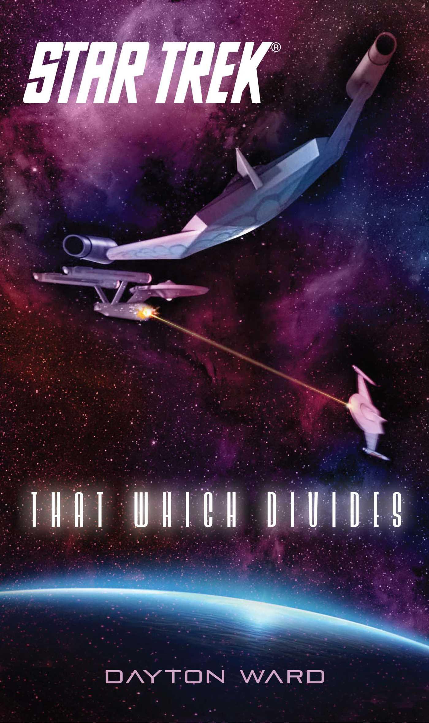 Star trek that which divides 9781451650693 hr