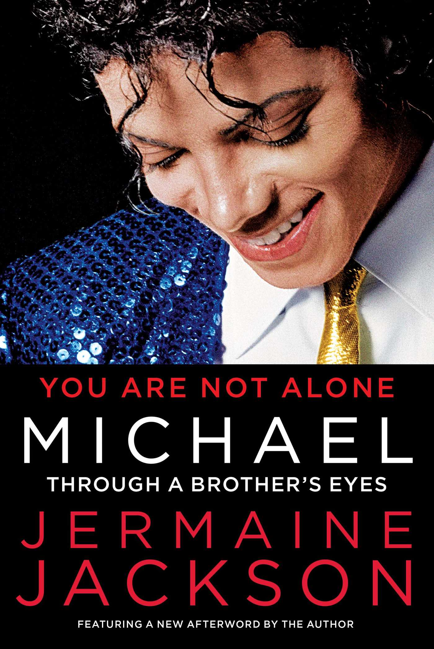 Book Cover Image (jpg): You Are Not Alone