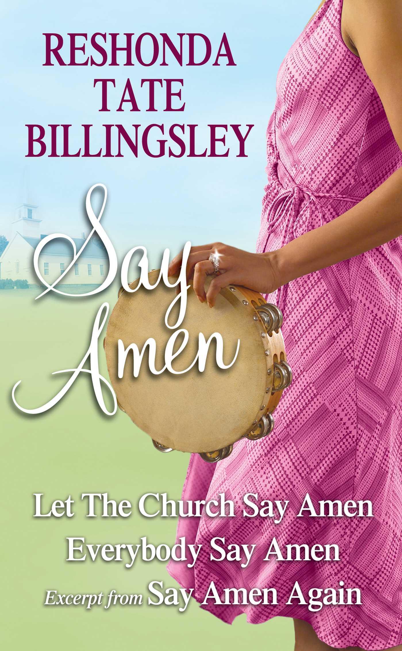 Reshonda tate billingsley say amen 9781451654806 hr