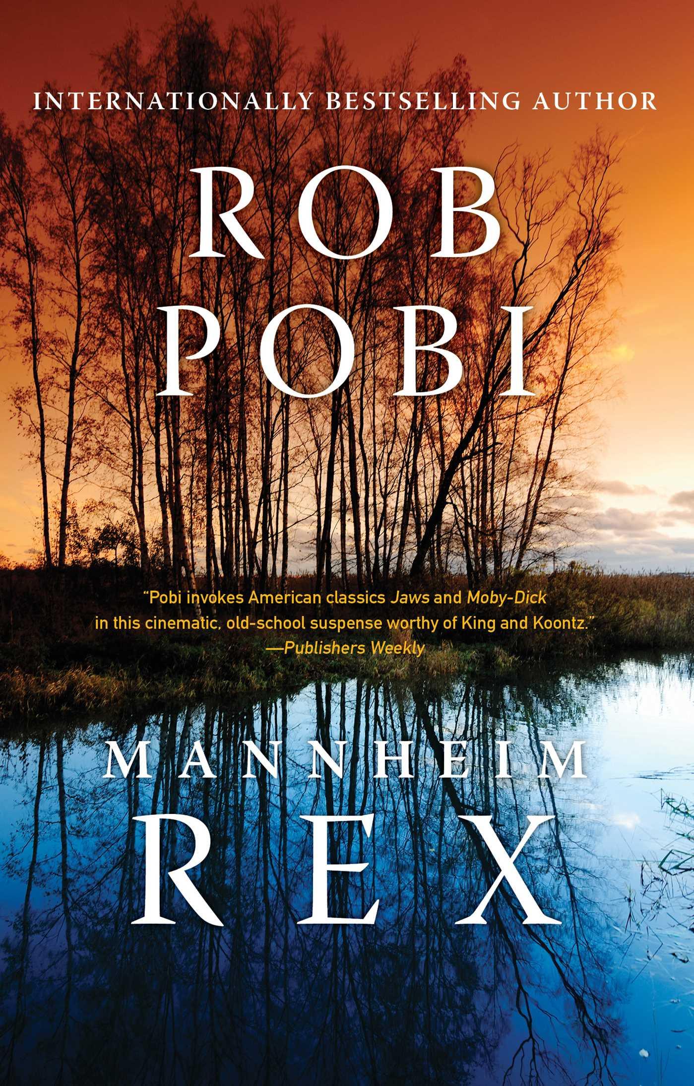 Mannheim rex 9781451654950 hr