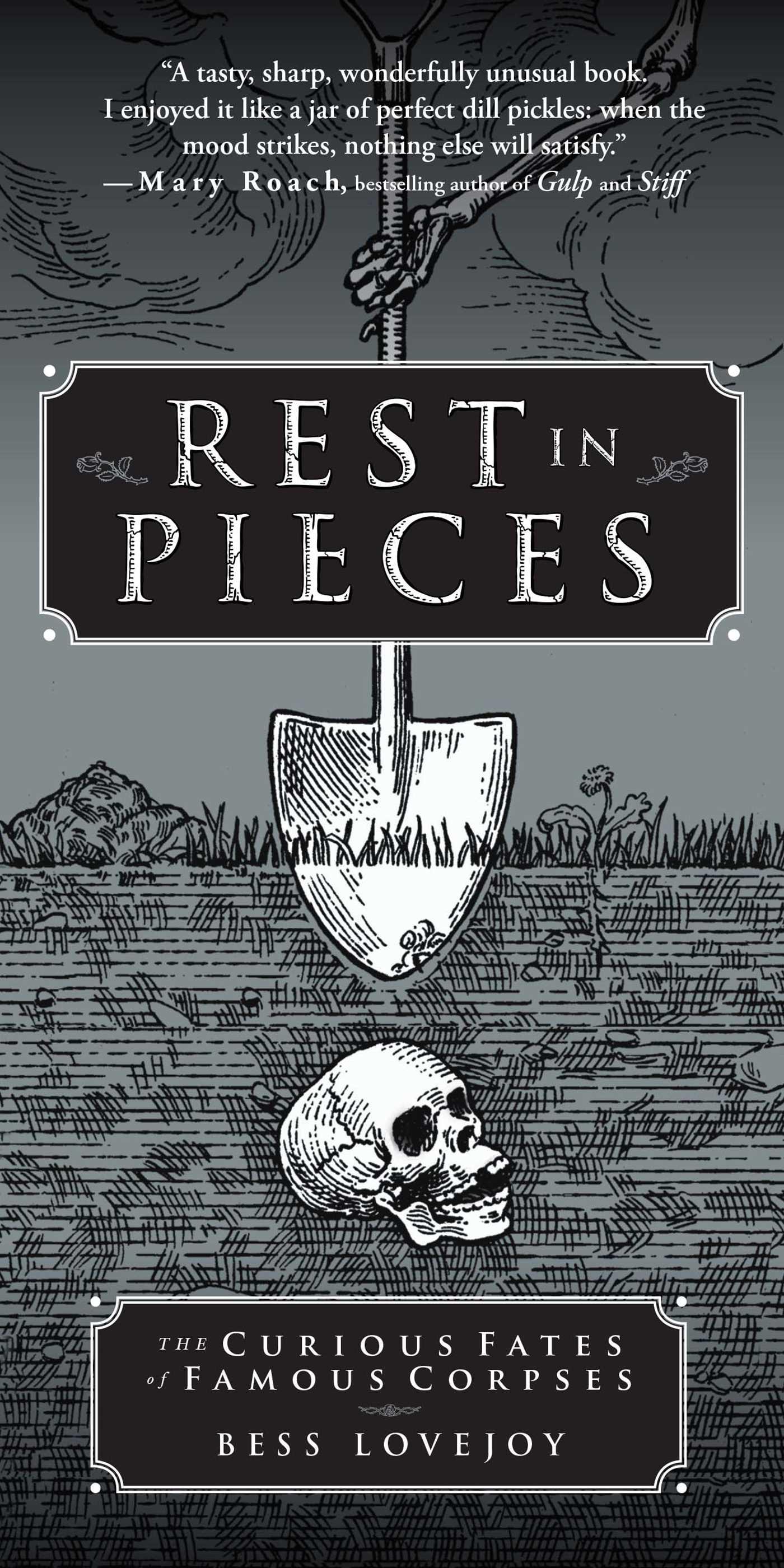 Rest in pieces 9781451655001 hr