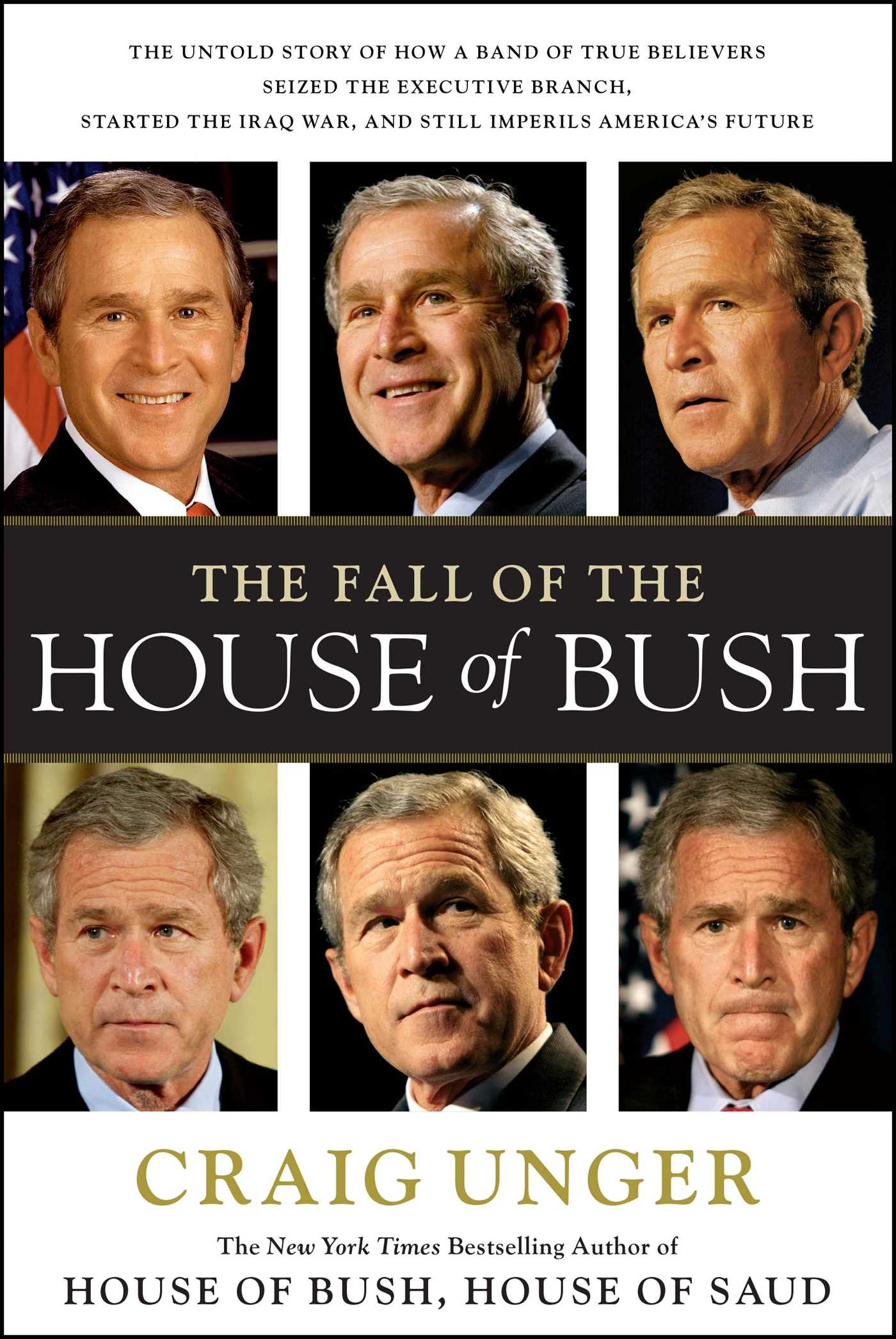 The fall of the house of bush 9781451655056 hr