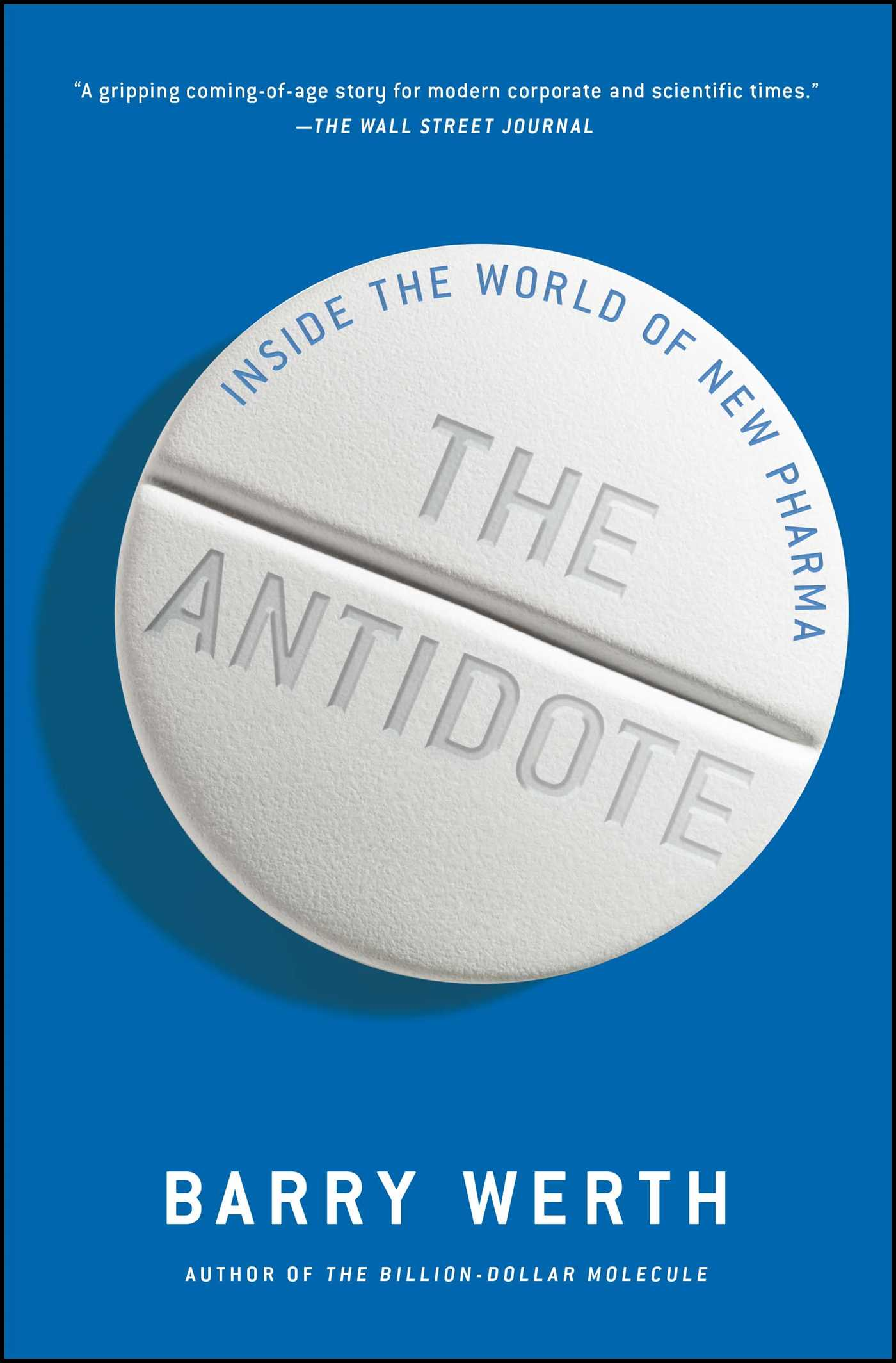 The antidote 9781451655674 hr
