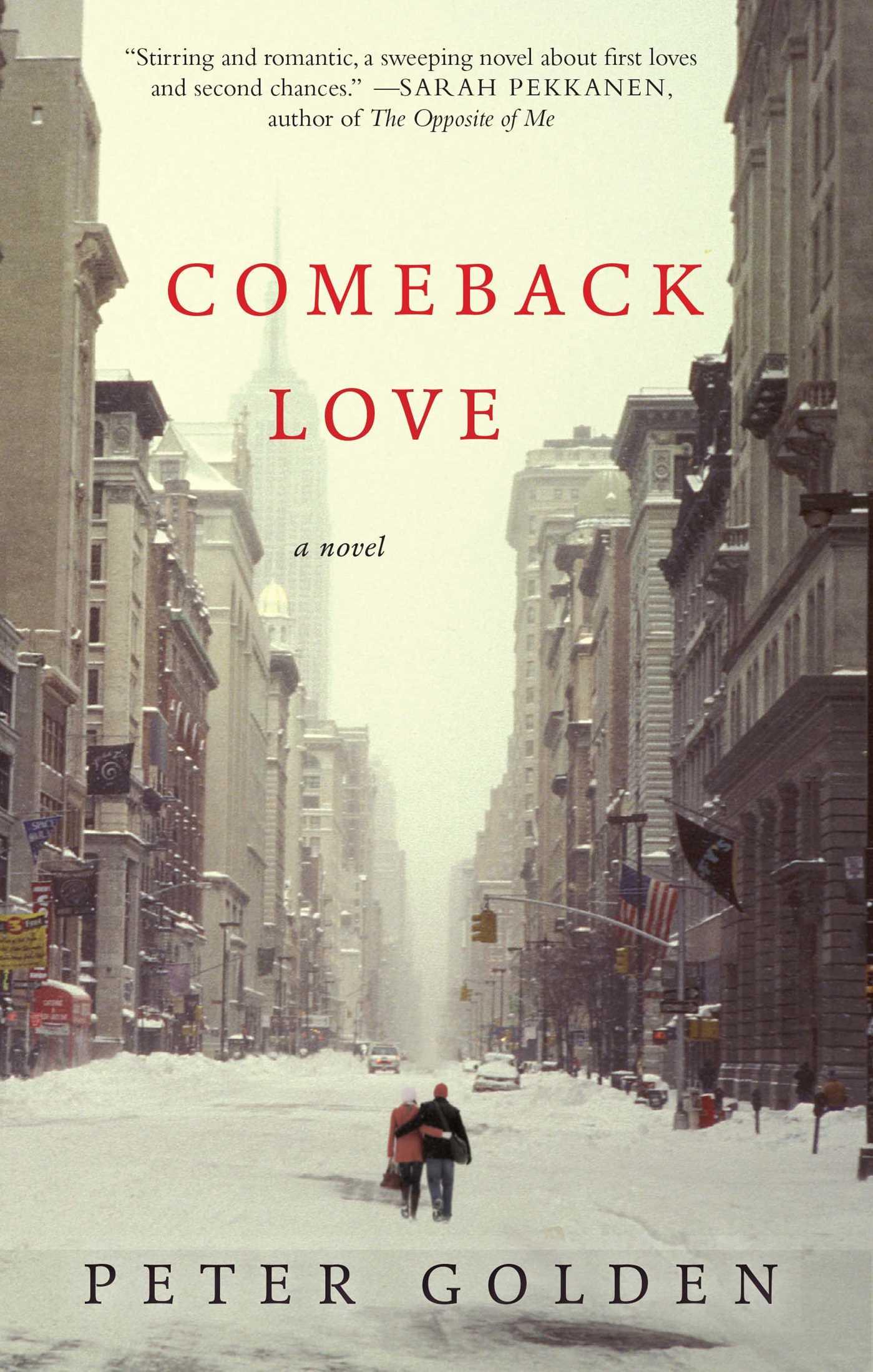Comeback love 9781451656329 hr