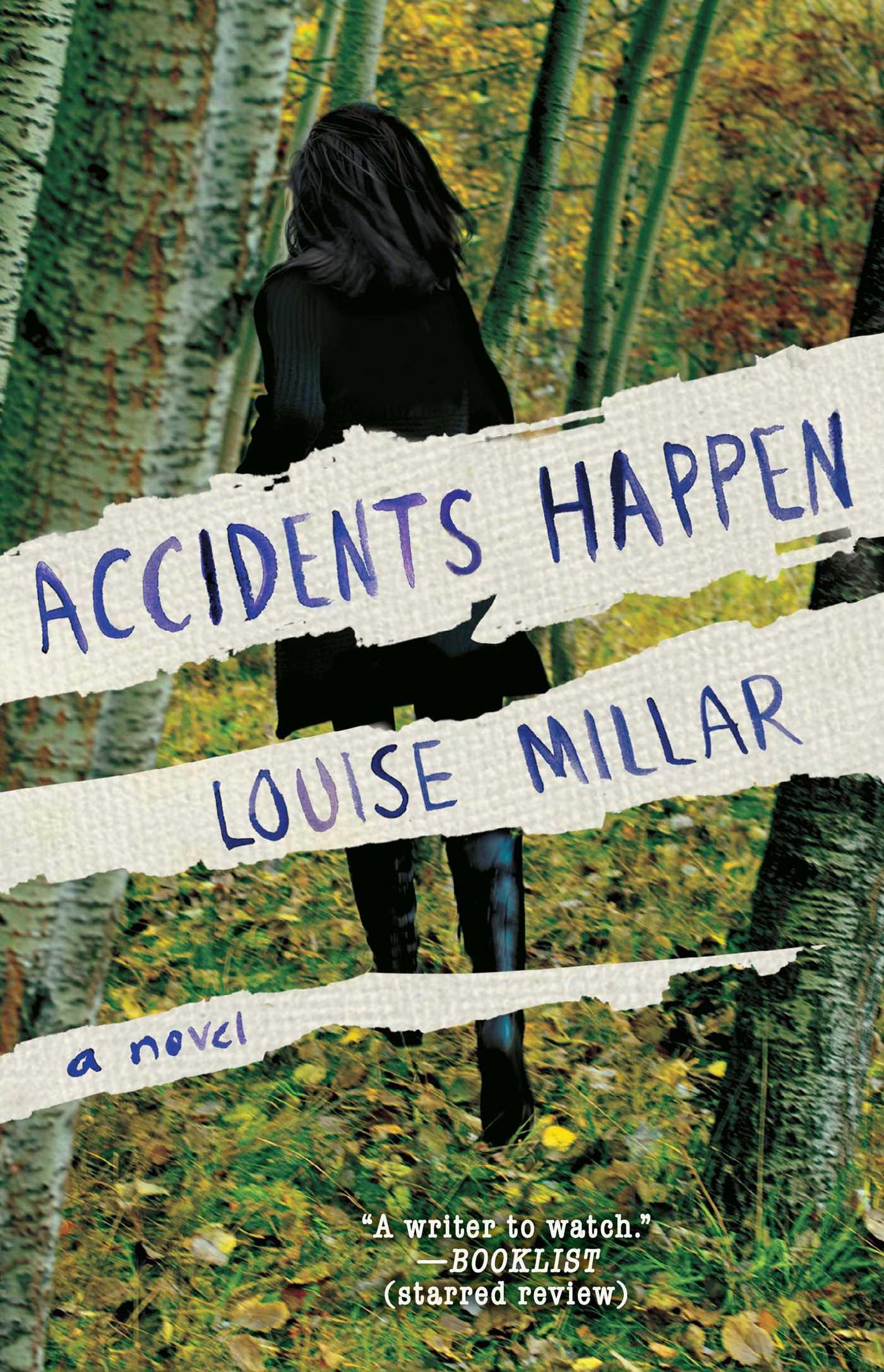 Accidents happen 9781451656701 hr