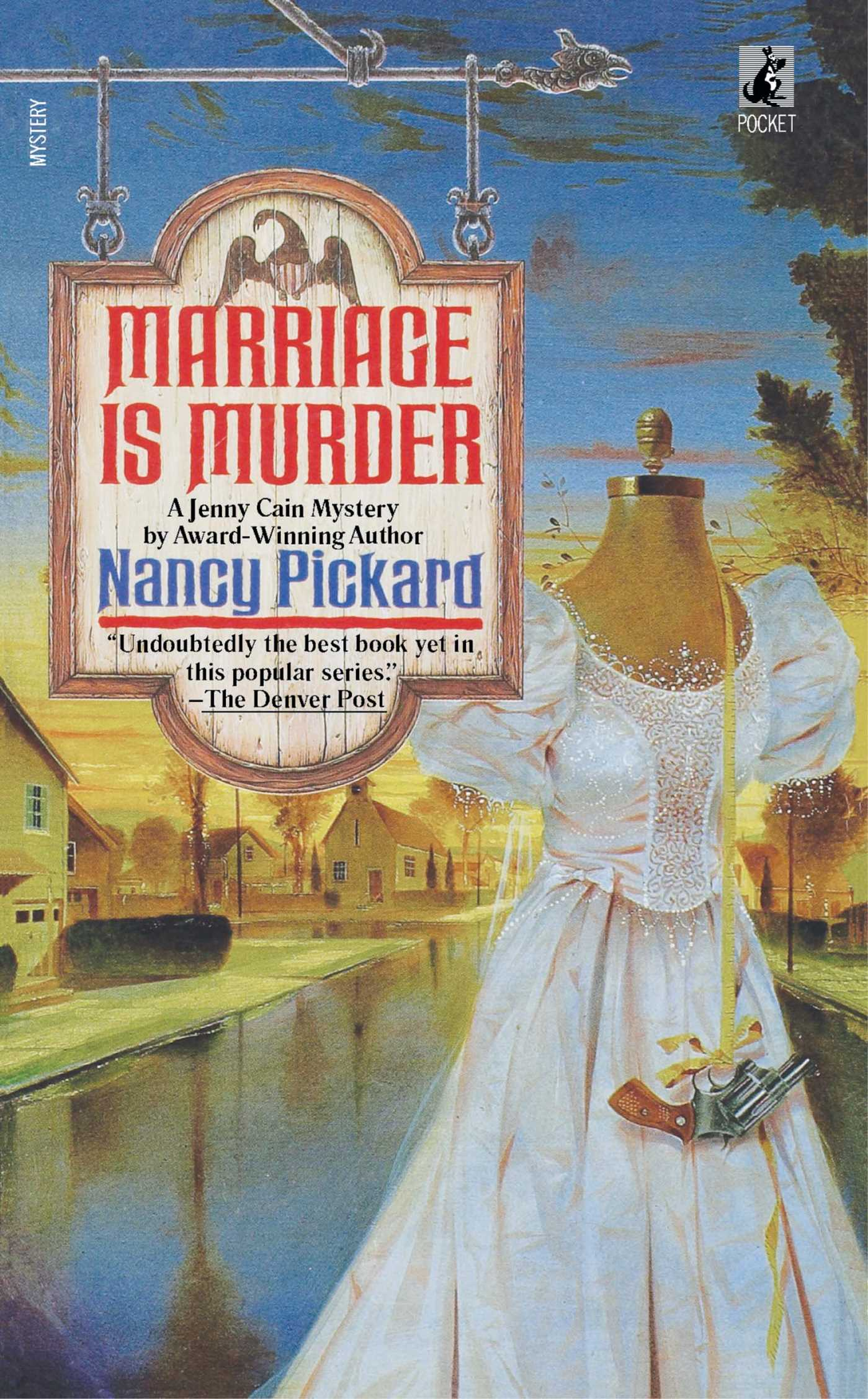 Marriage is murder 9781451656817 hr