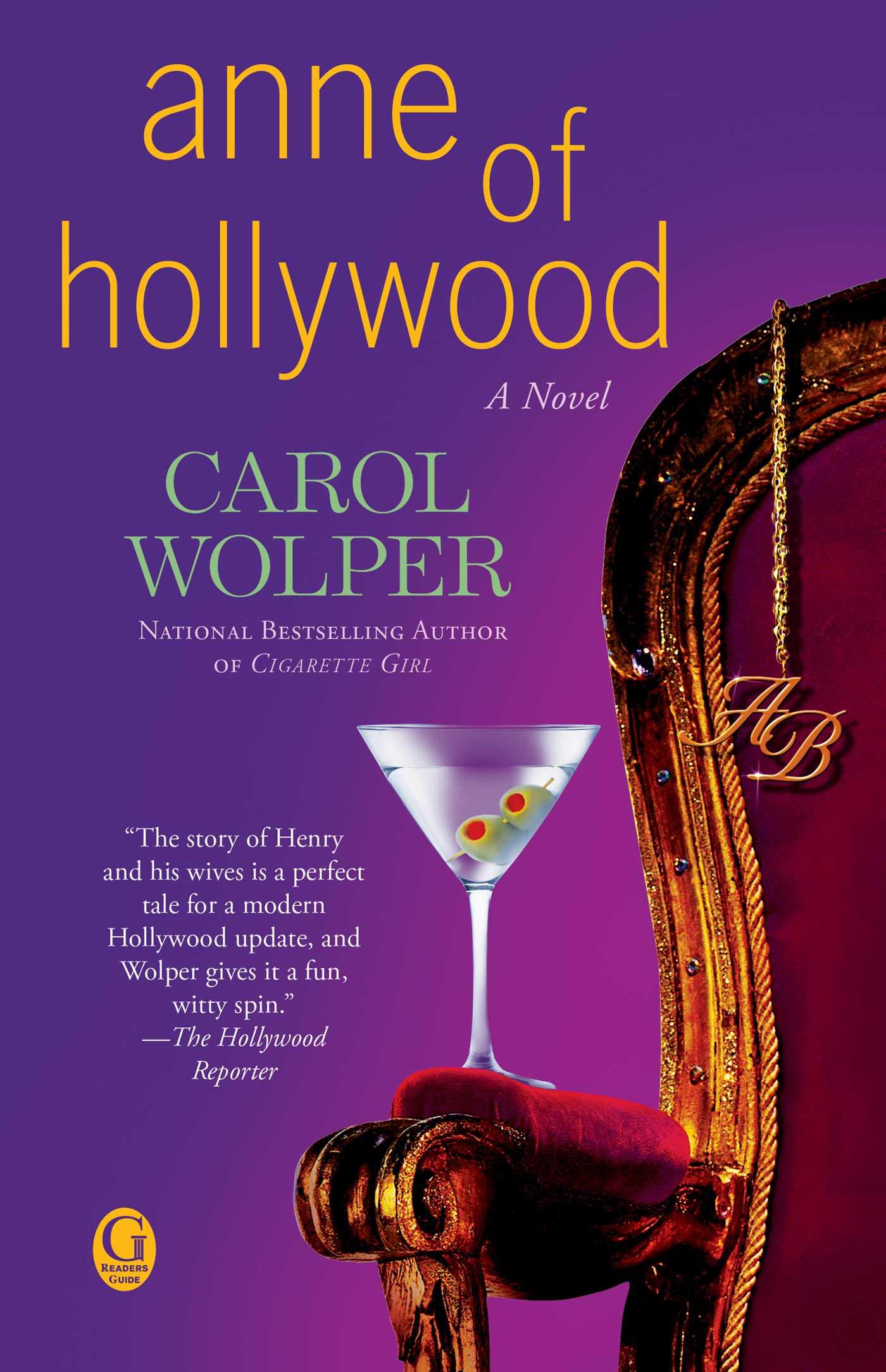 Anne of Hollywood eBook by Carol Wolper | Official ...