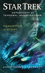 Department of Temporal Investigations: Forgotten History