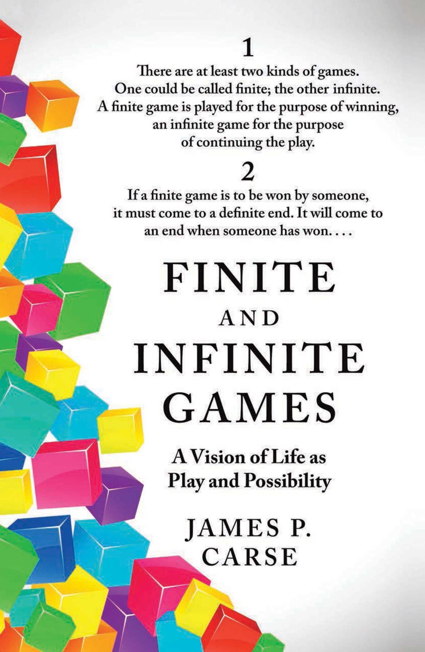 Finite and infinite games 9781451657296 hr