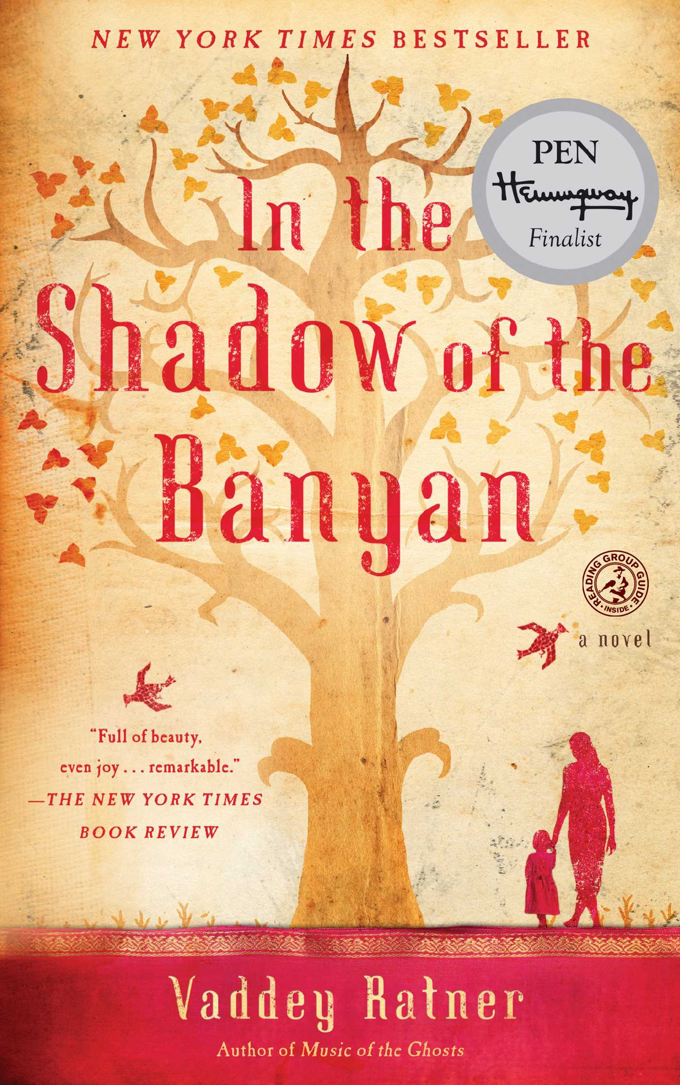 Book Cover Image (jpg): In the Shadow of the Banyan