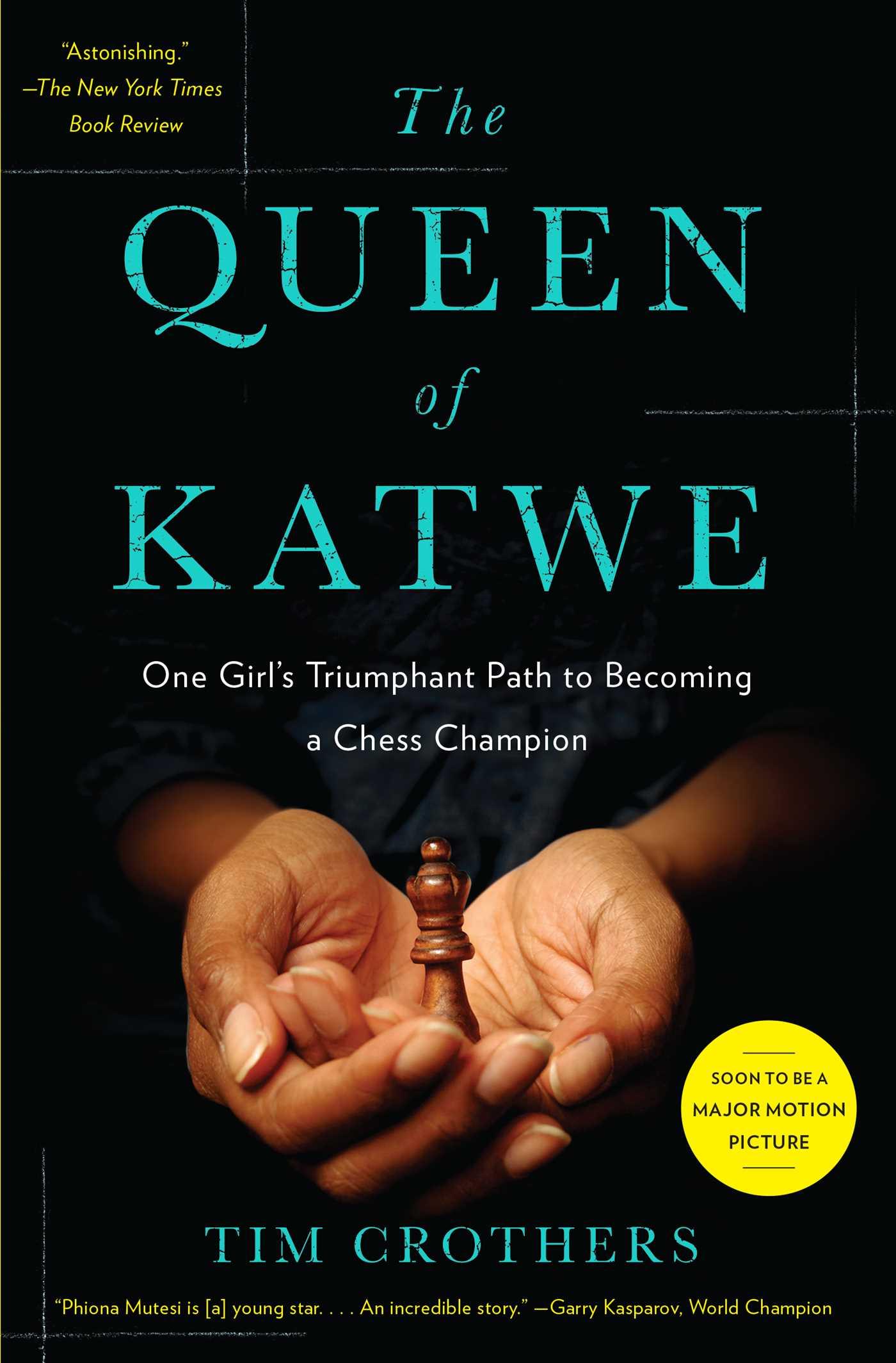 The queen of katwe 9781451657821 hr