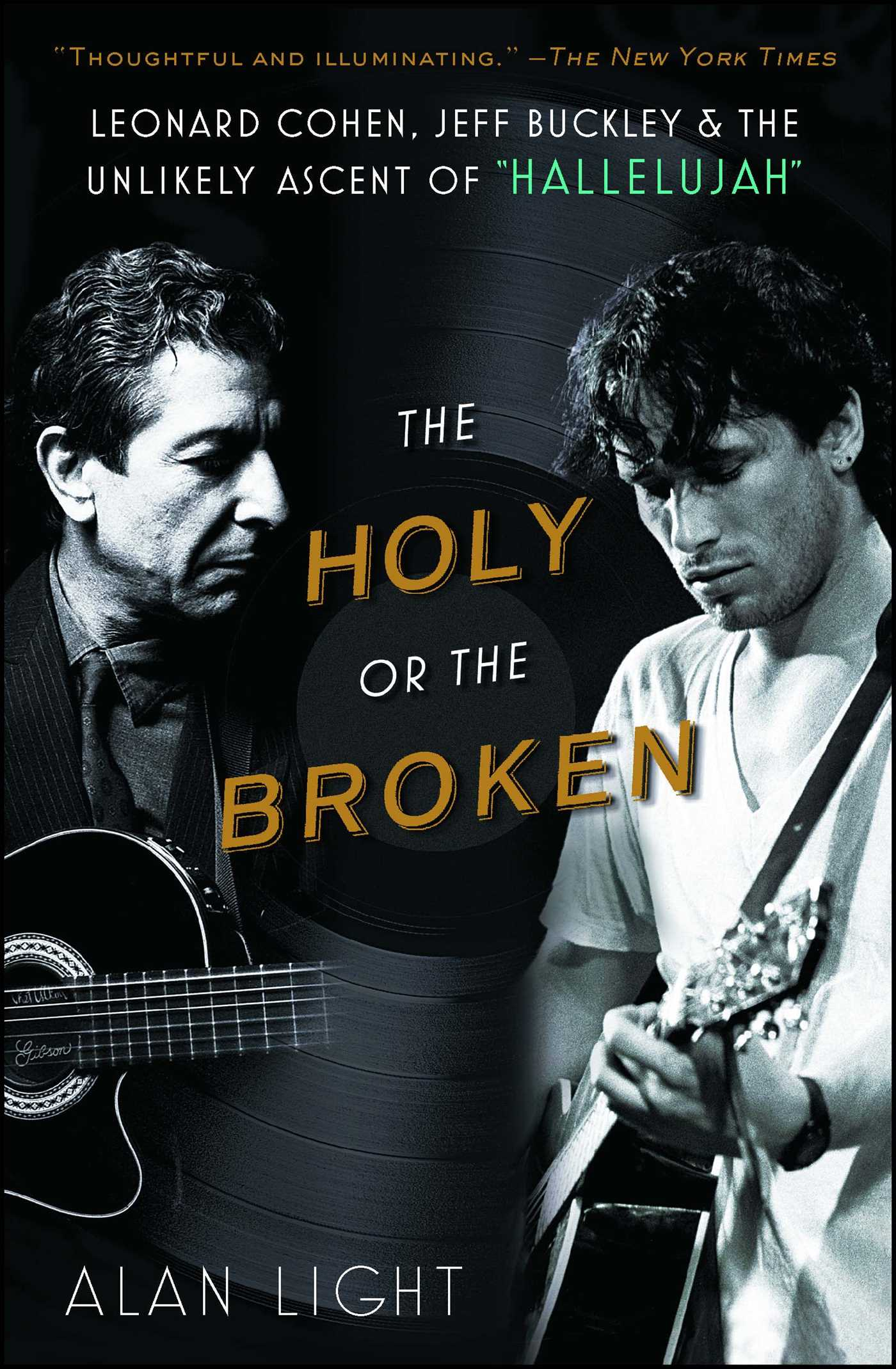 The holy or the broken 9781451657852 hr