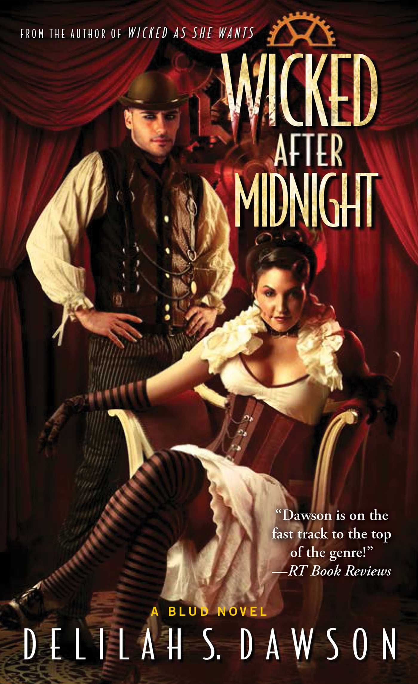 Wicked after midnight 9781451657937 hr