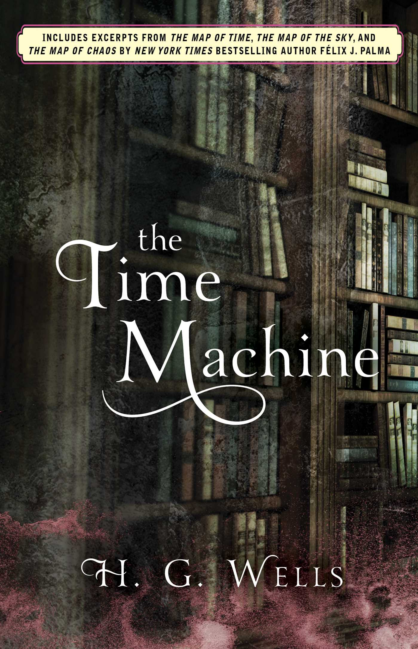 The time machine 9781451658866 hr