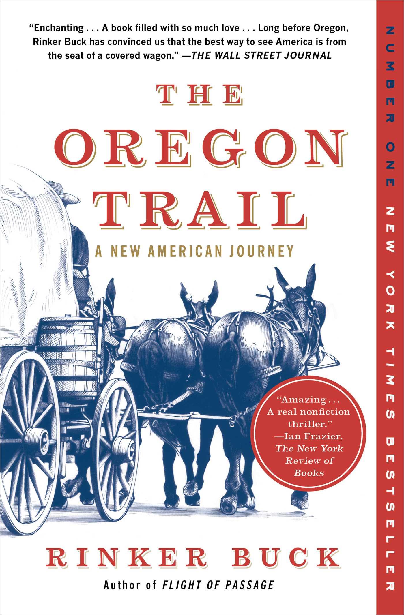 The oregon trail 9781451659177 hr