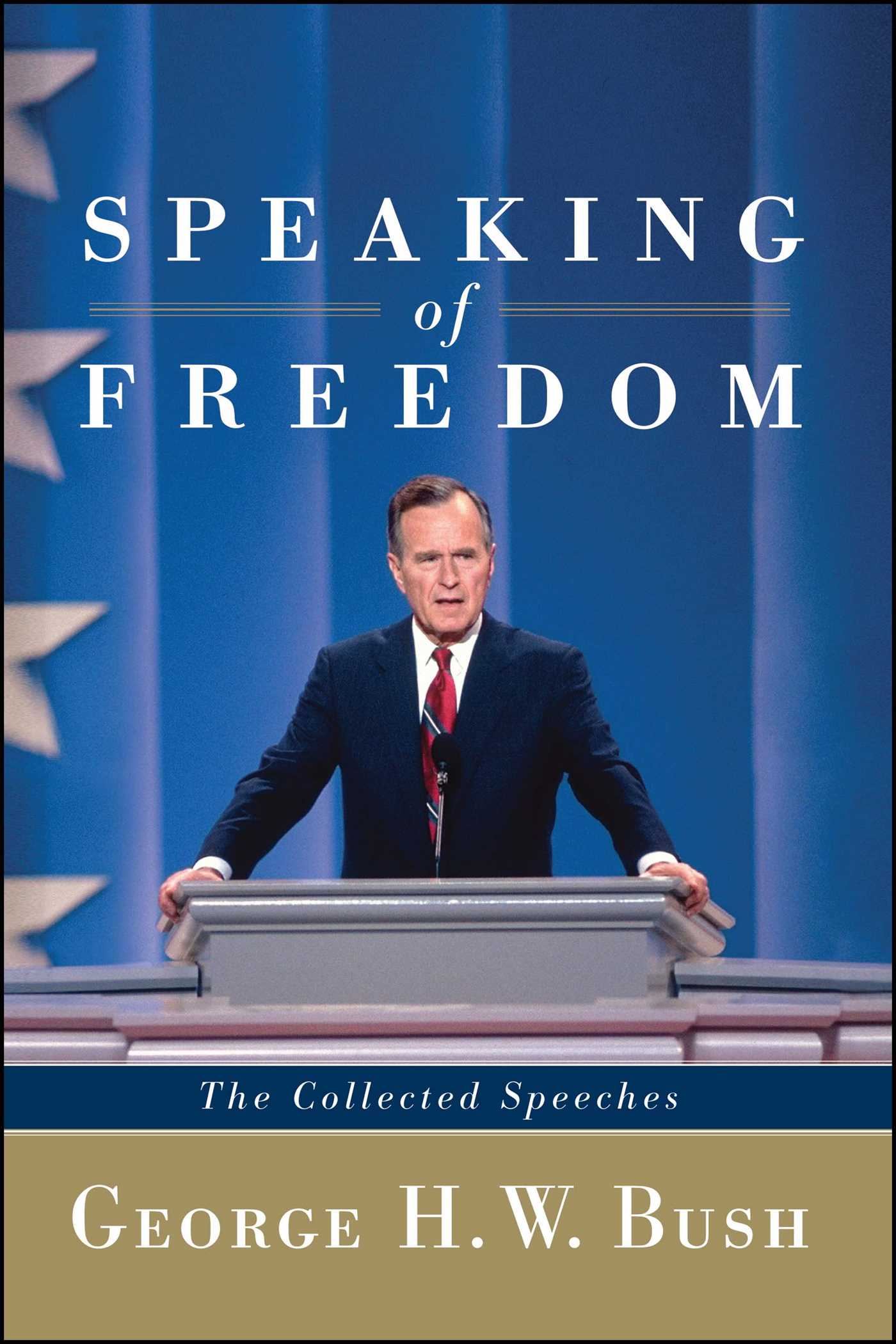 Speaking of freedom 9781451659597 hr