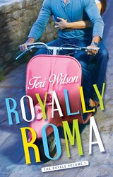 Royally Roma book cover