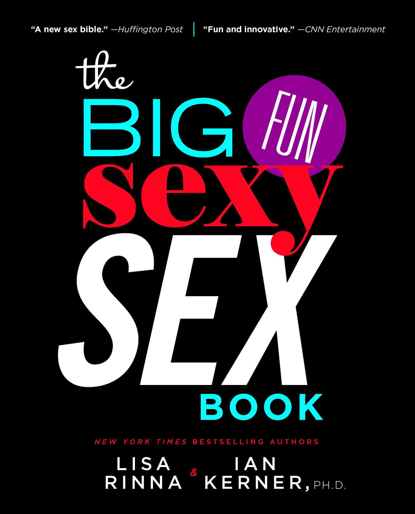 The big fun sexy sex book 9781451661248 hr