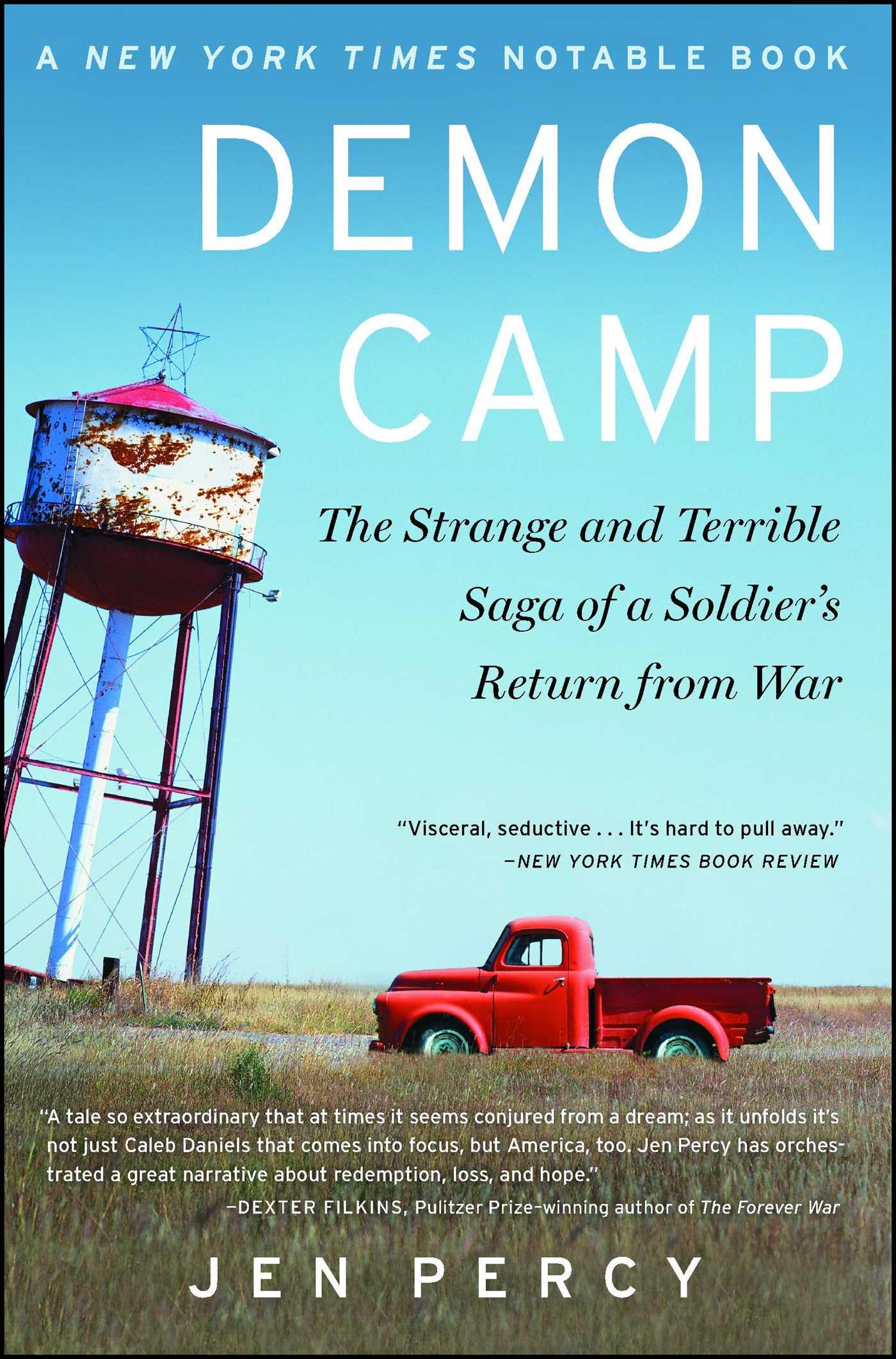 Demon camp 9781451662085 hr