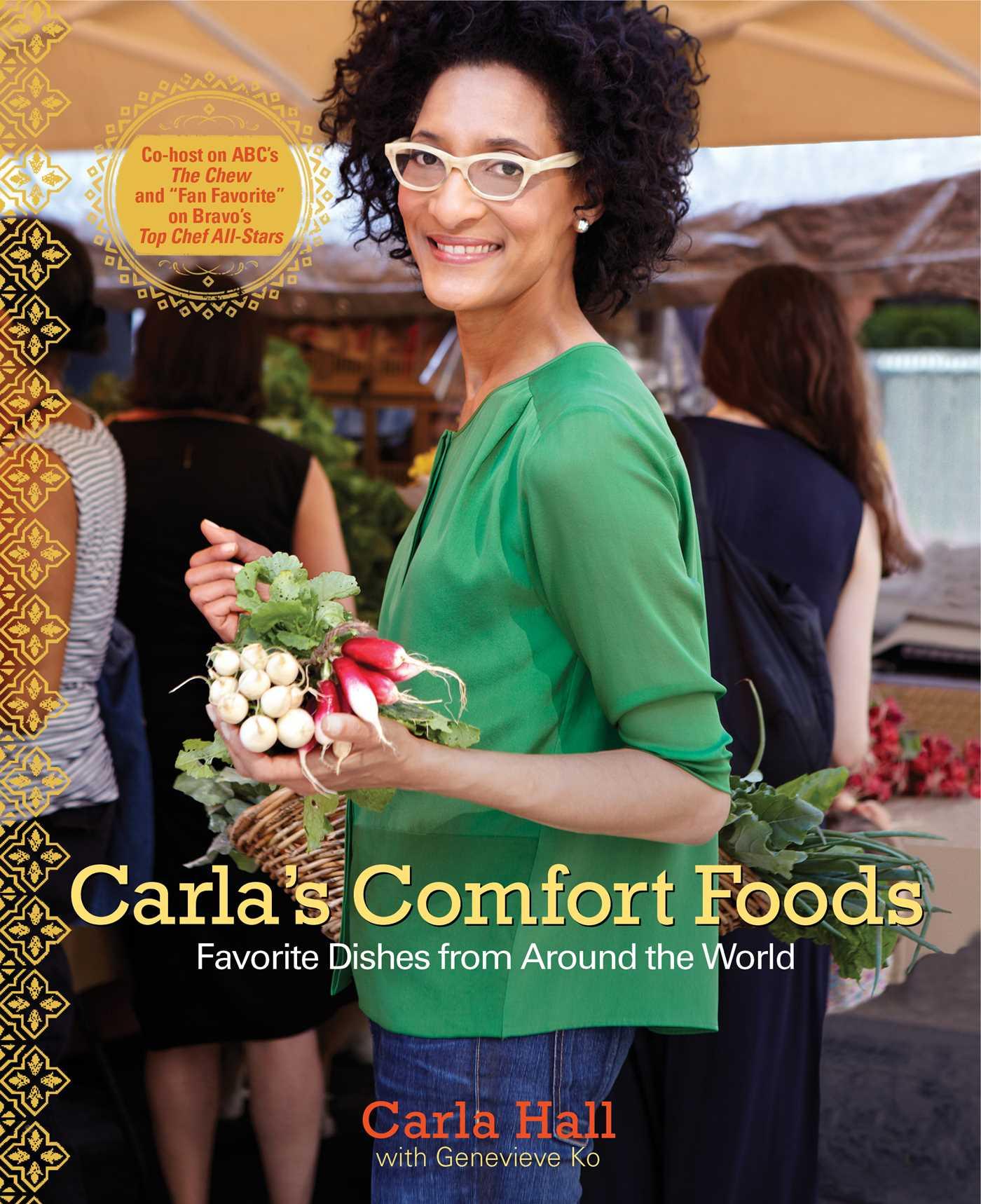 Carlas comfort foods 9781451662245 hr