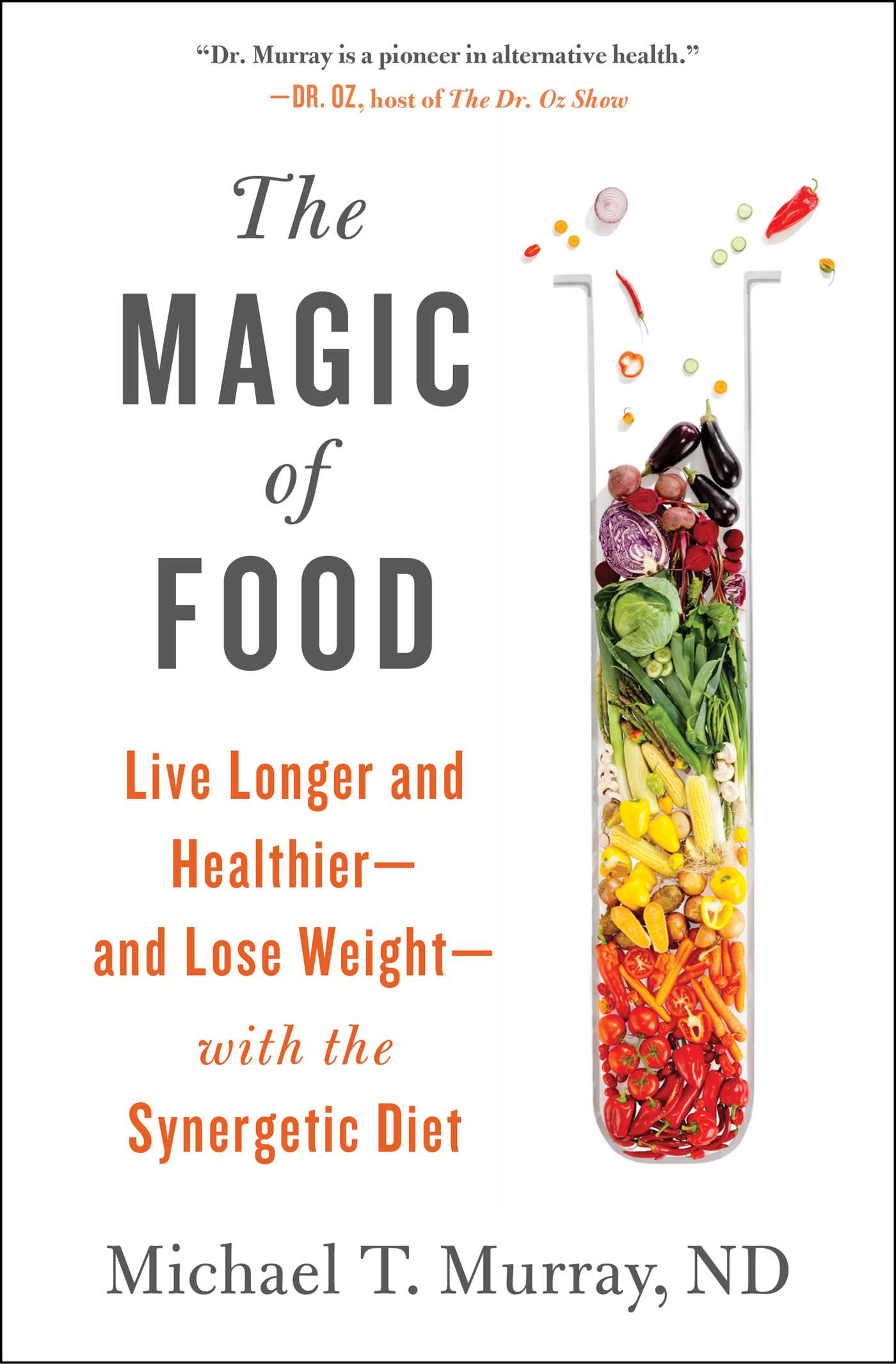 The magic of food 9781451662993 hr