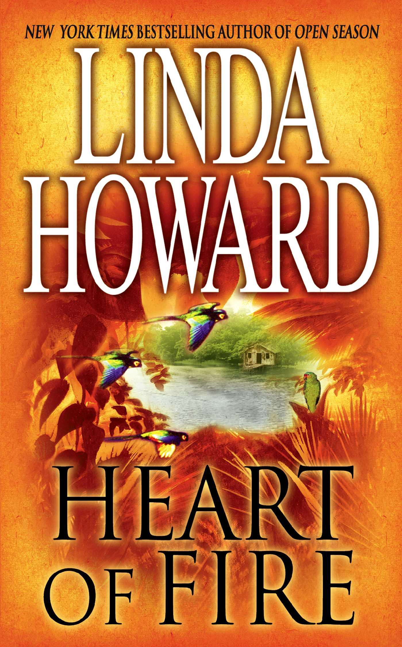Heart of fire 9781451664430 hr