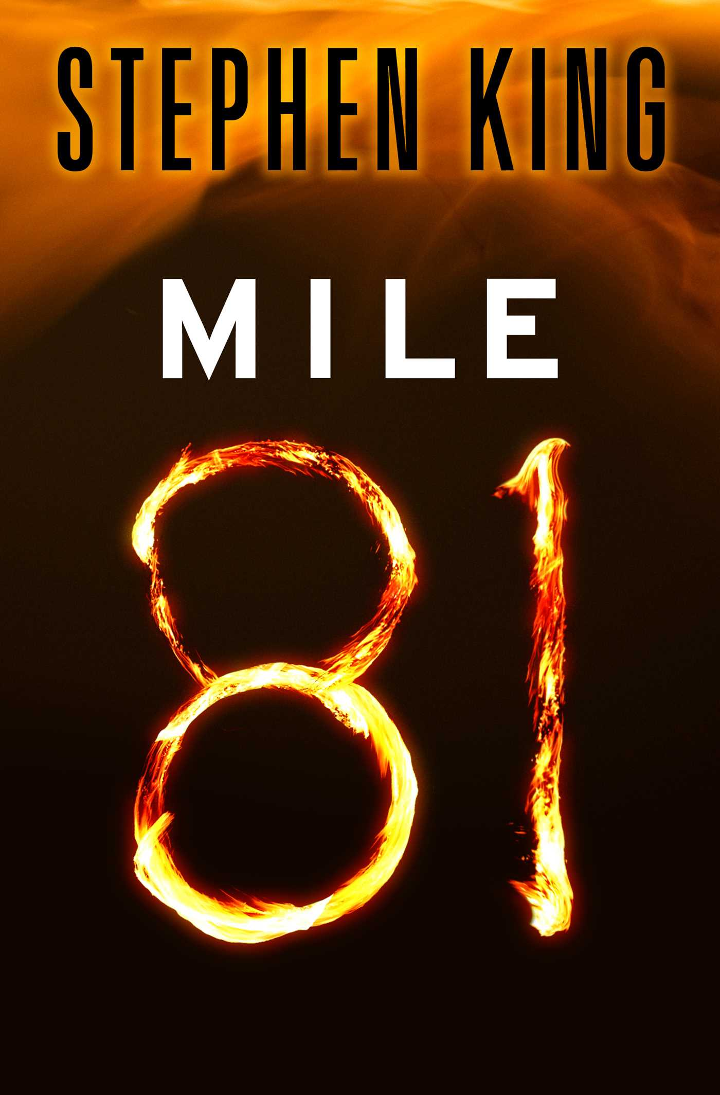 Book Cover Image (jpg): Mile 81