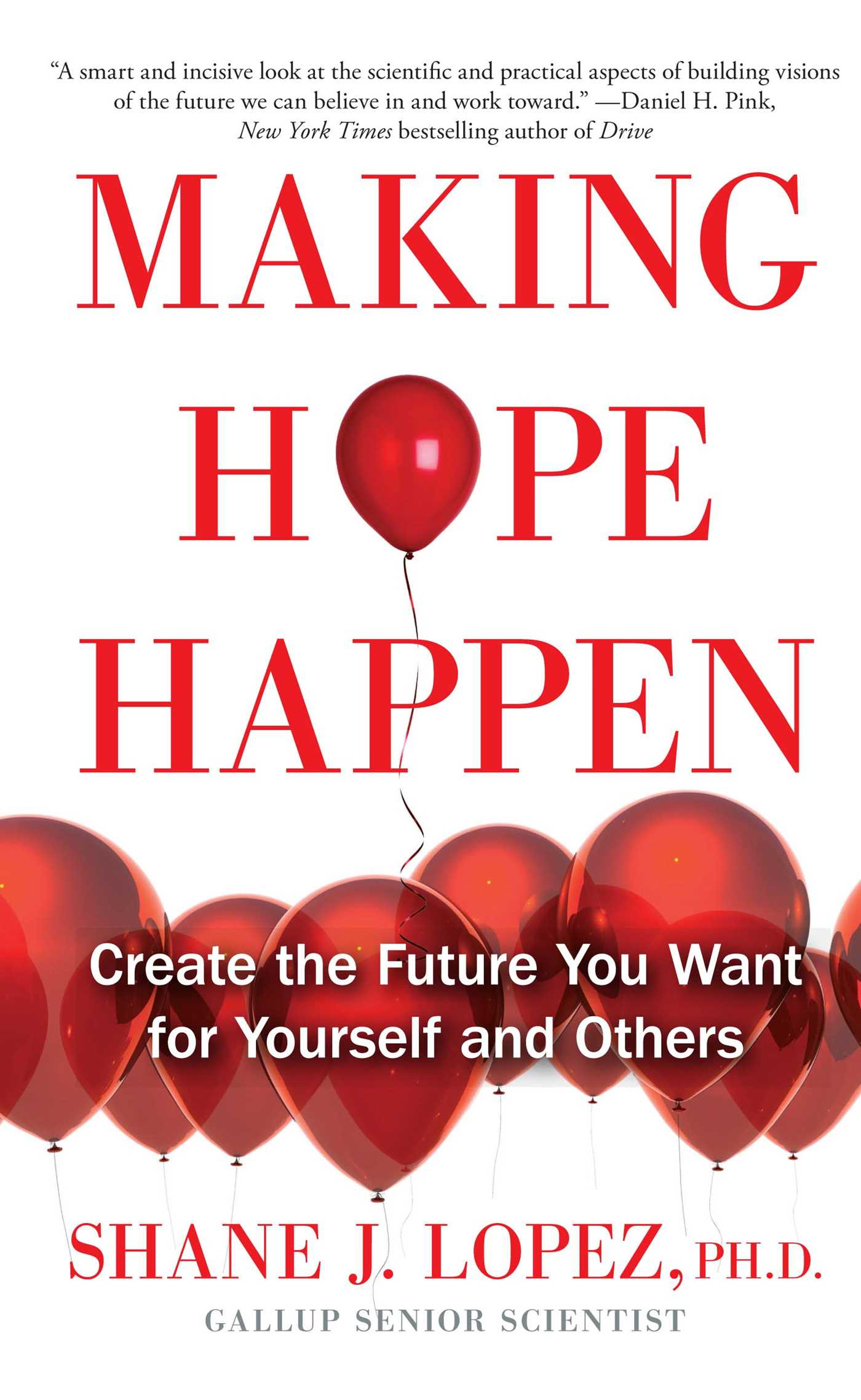 Making hope happen 9781451666236 hr