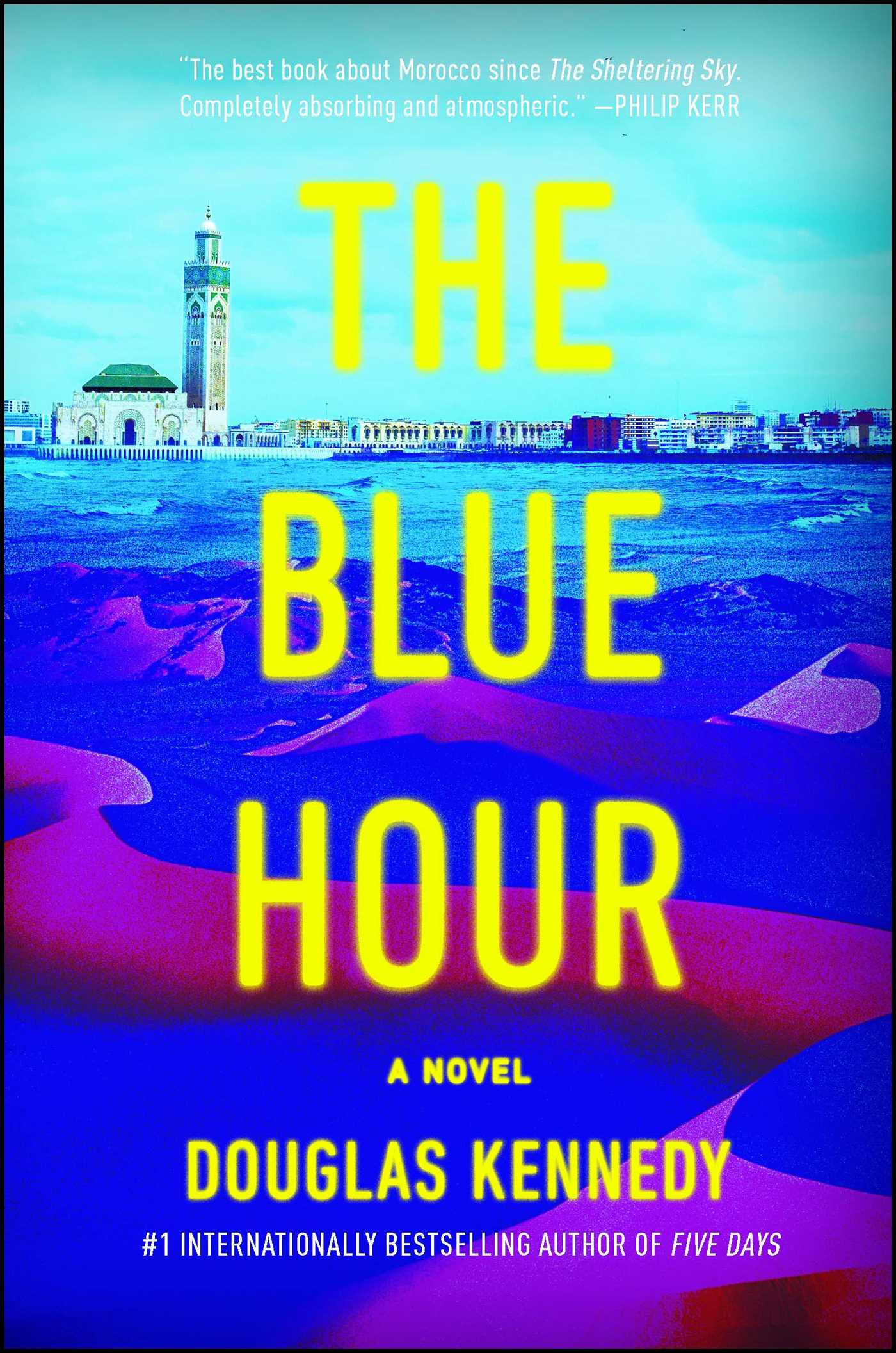 The blue hour 9781451666403 hr