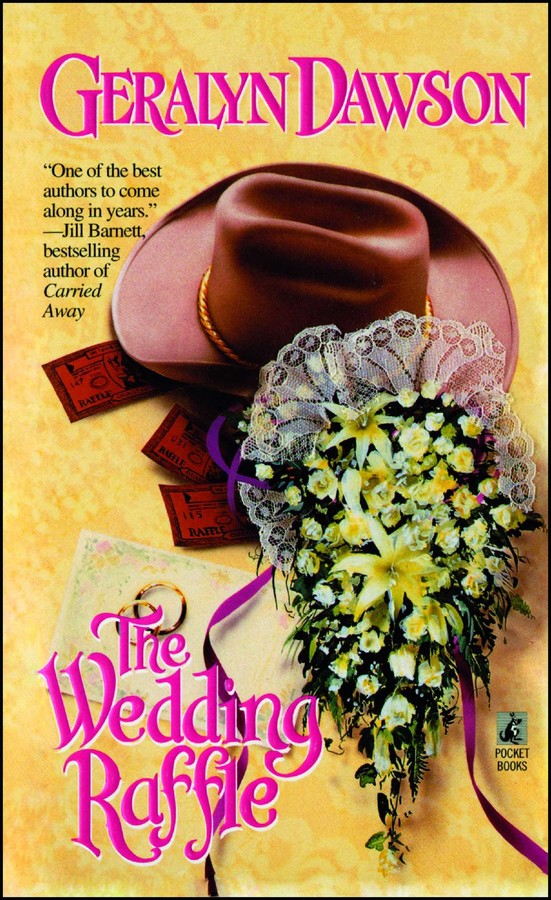 The Wedding Raffle | Book by Geralyn Dawson | Official