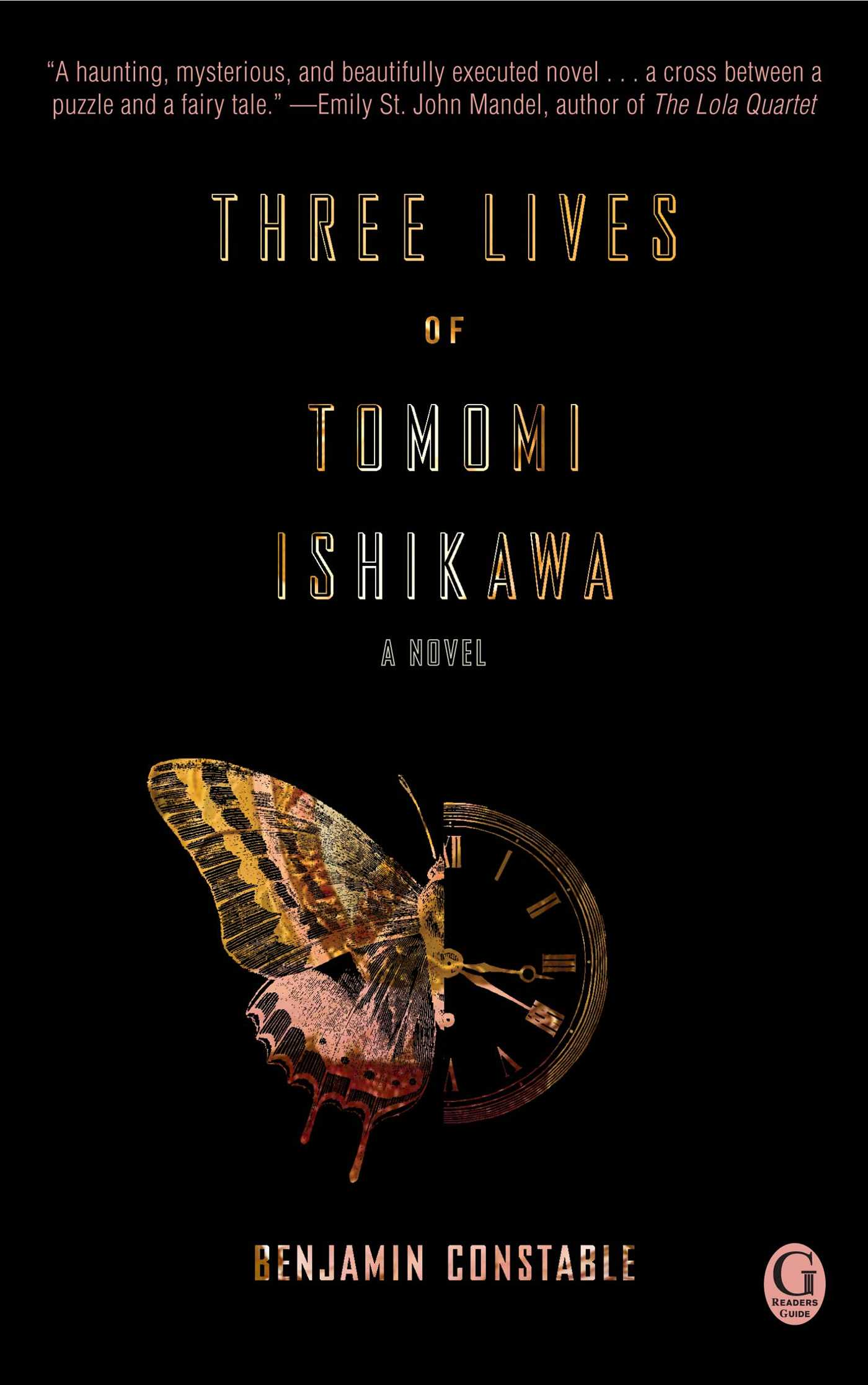 Three lives of tomomi ishikawa 9781451667264 hr
