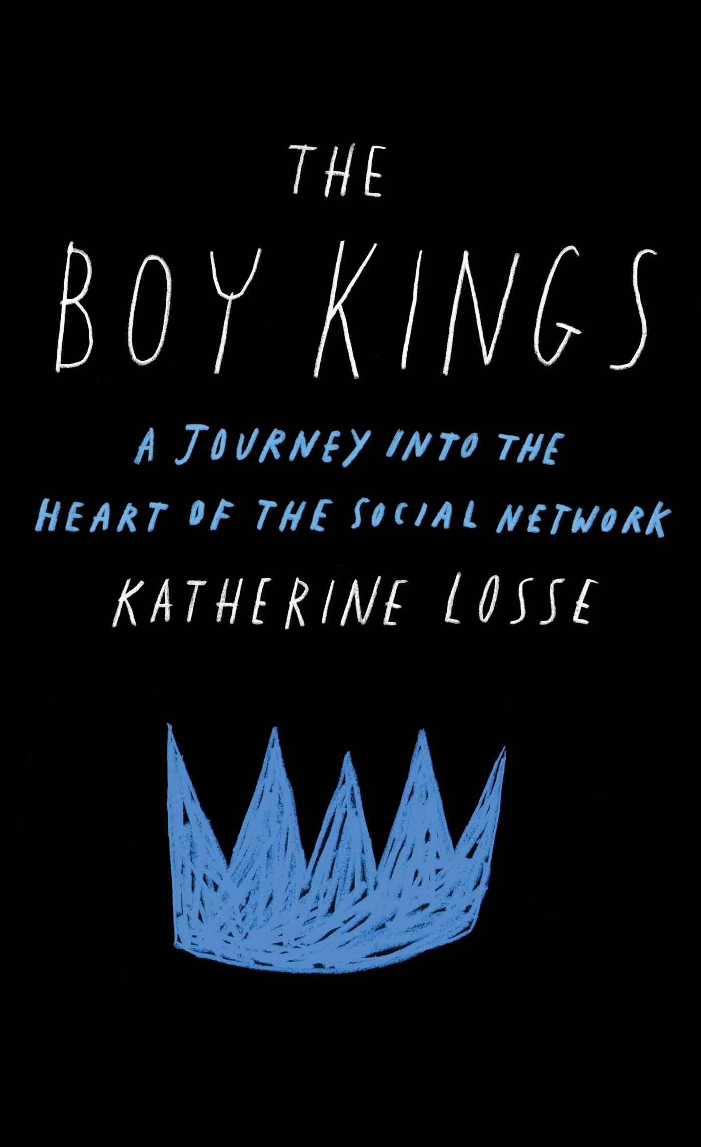 The boy kings 9781451668278 hr