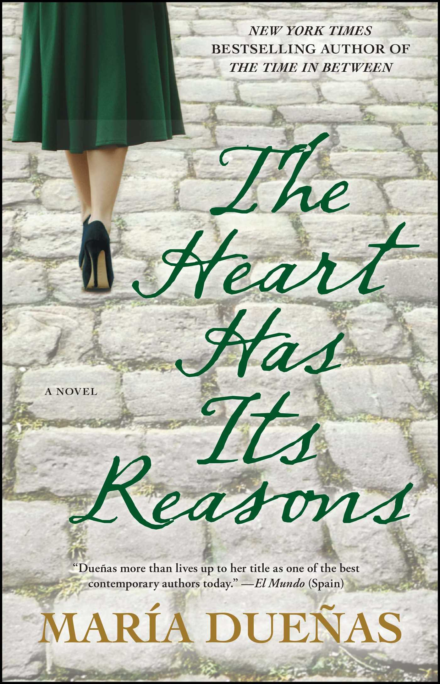 Book Cover Image (jpg): The Heart Has Its Reasons. Trade Paperback  9781451668353