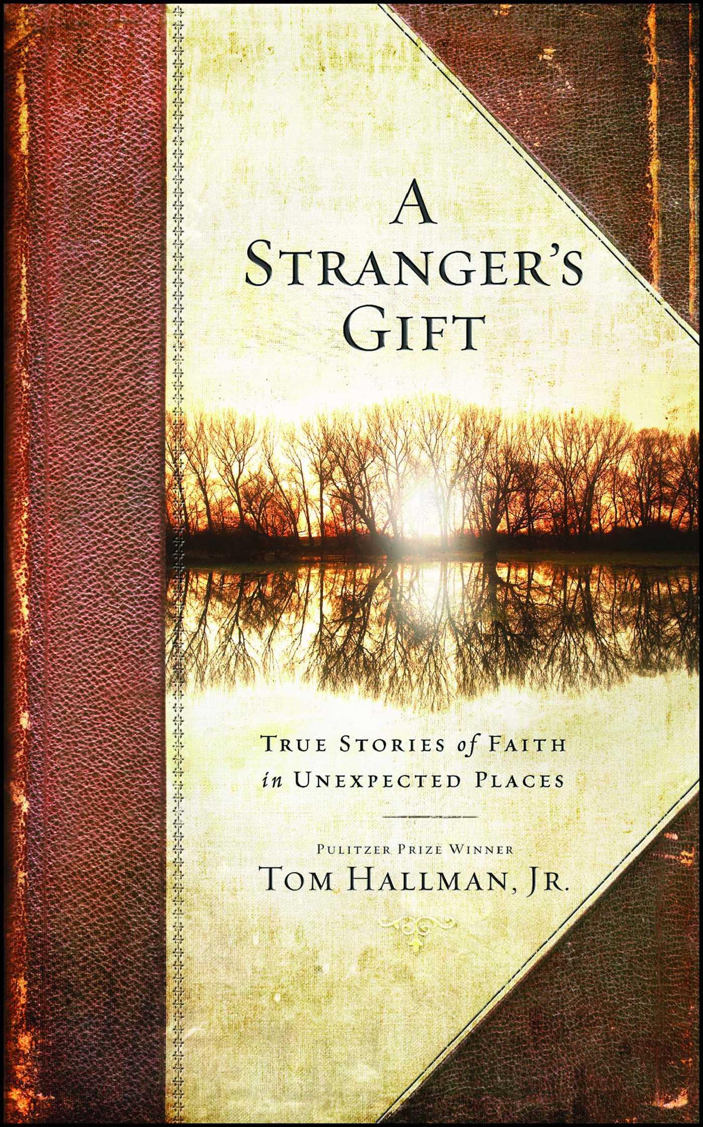 Book Cover Image (jpg): A Stranger's Gift