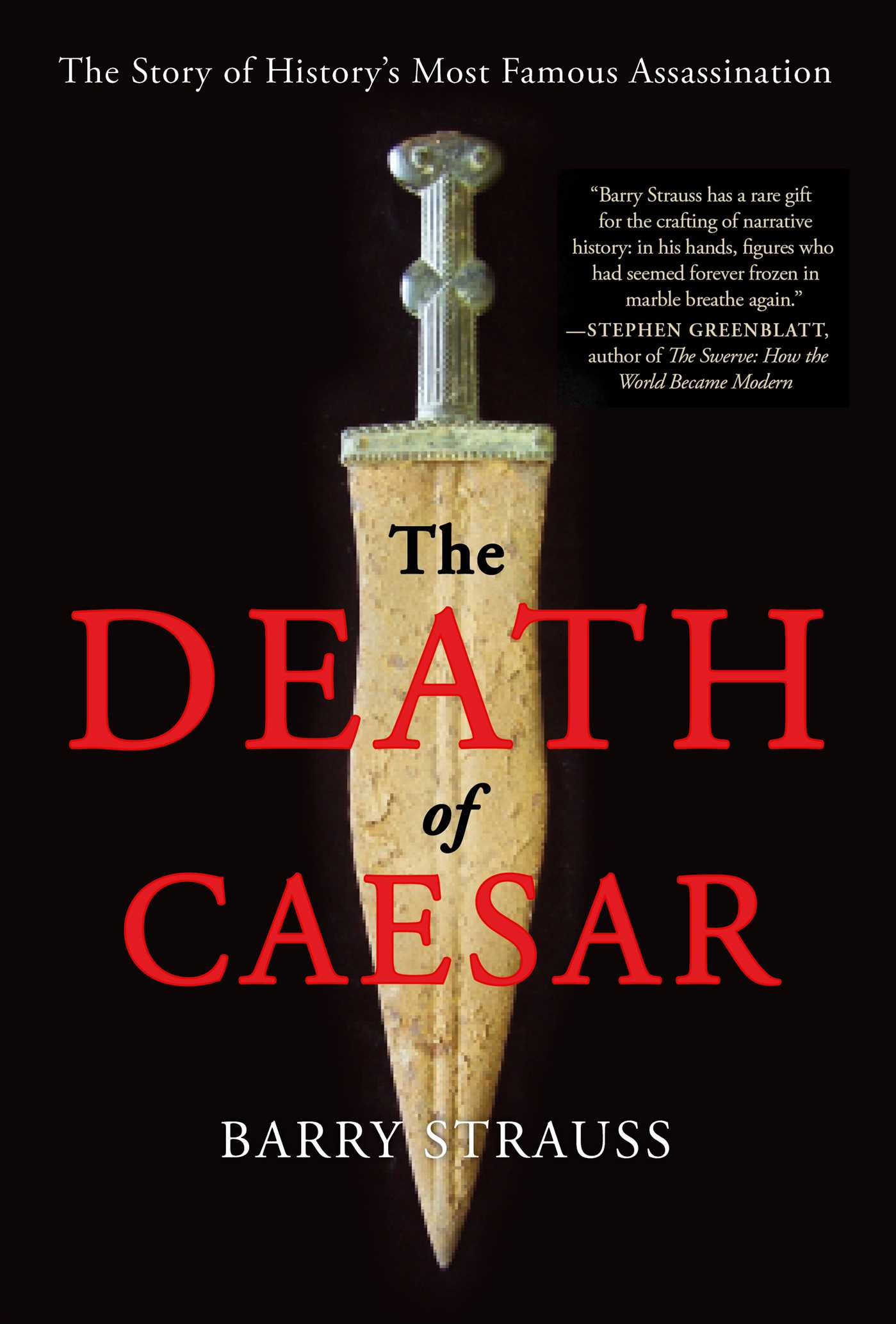 The death of caesar 9781451668827 hr