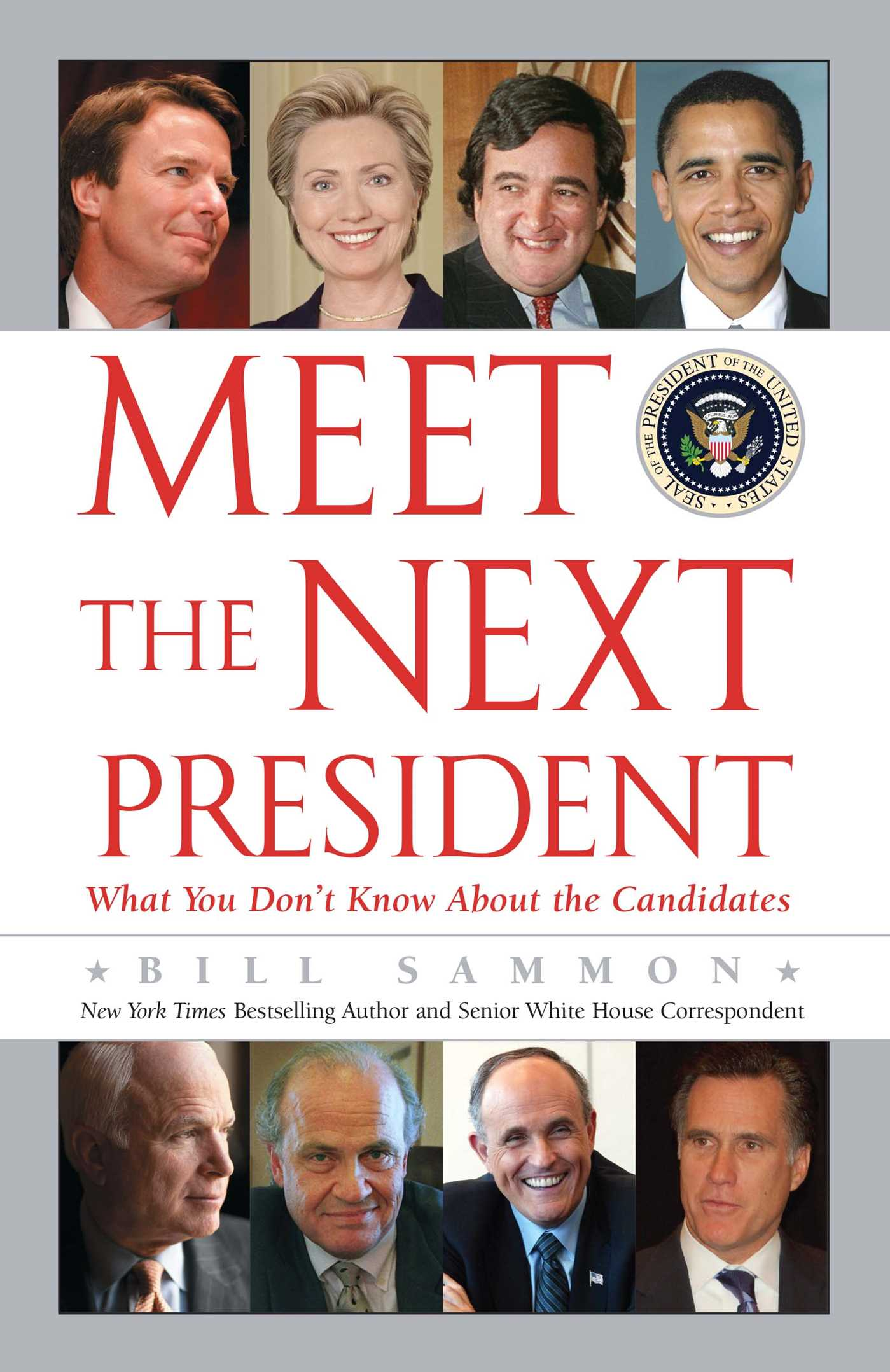 Meet the next president 9781451668995 hr