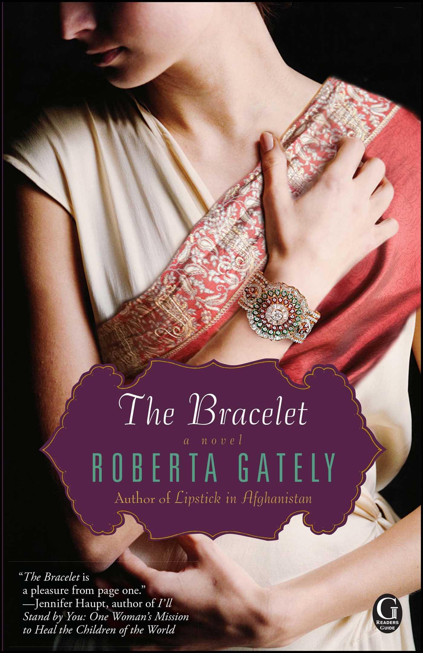 The bracelet 9781451669121 hr