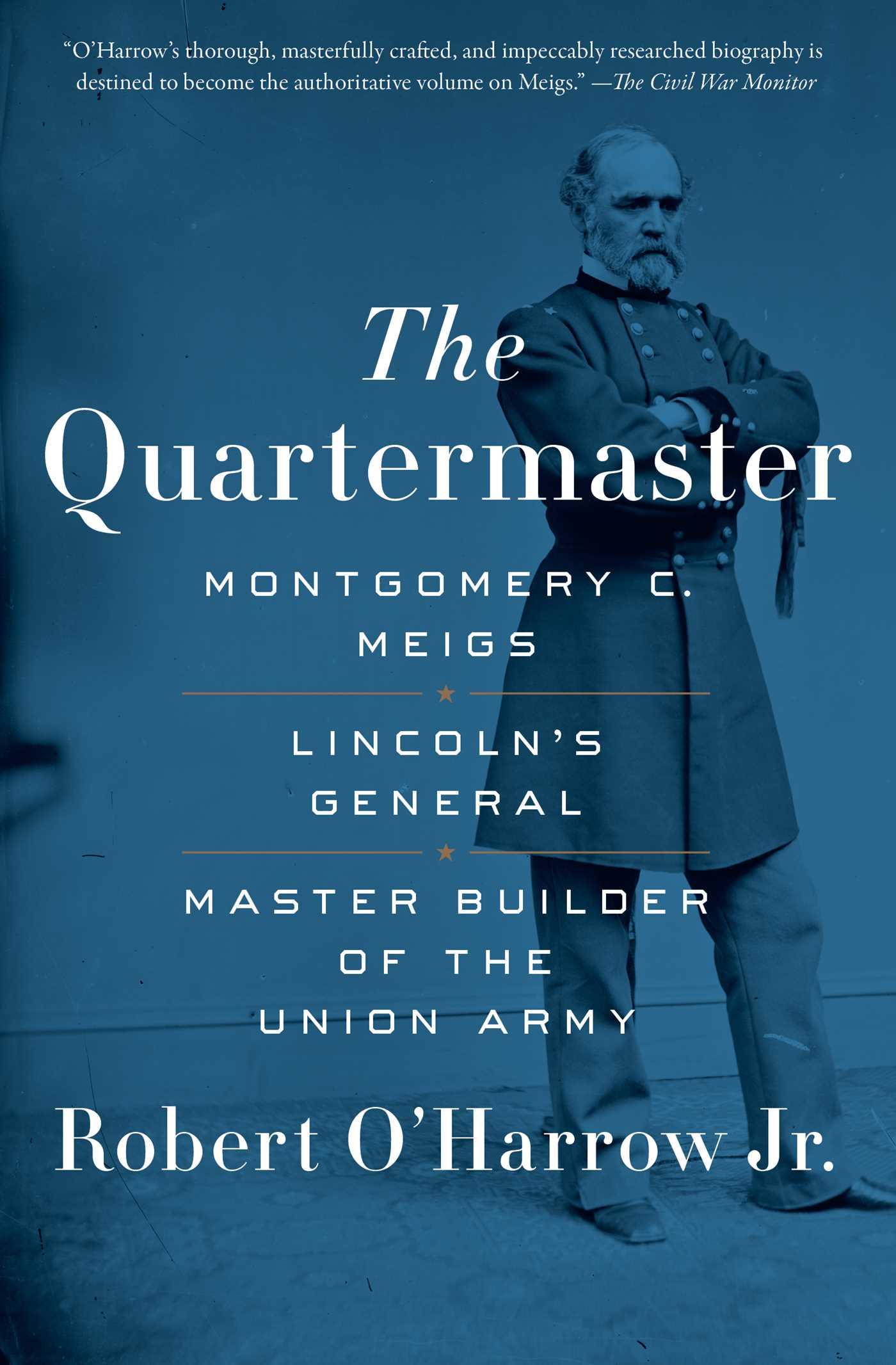 The quartermaster 9781451671933 hr