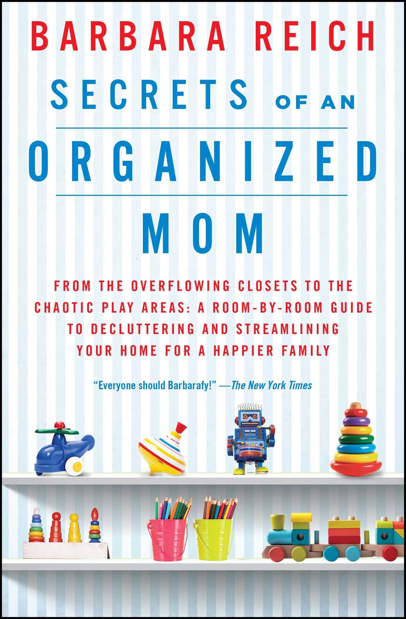 Secrets of an organized mom 9781451672862 hr