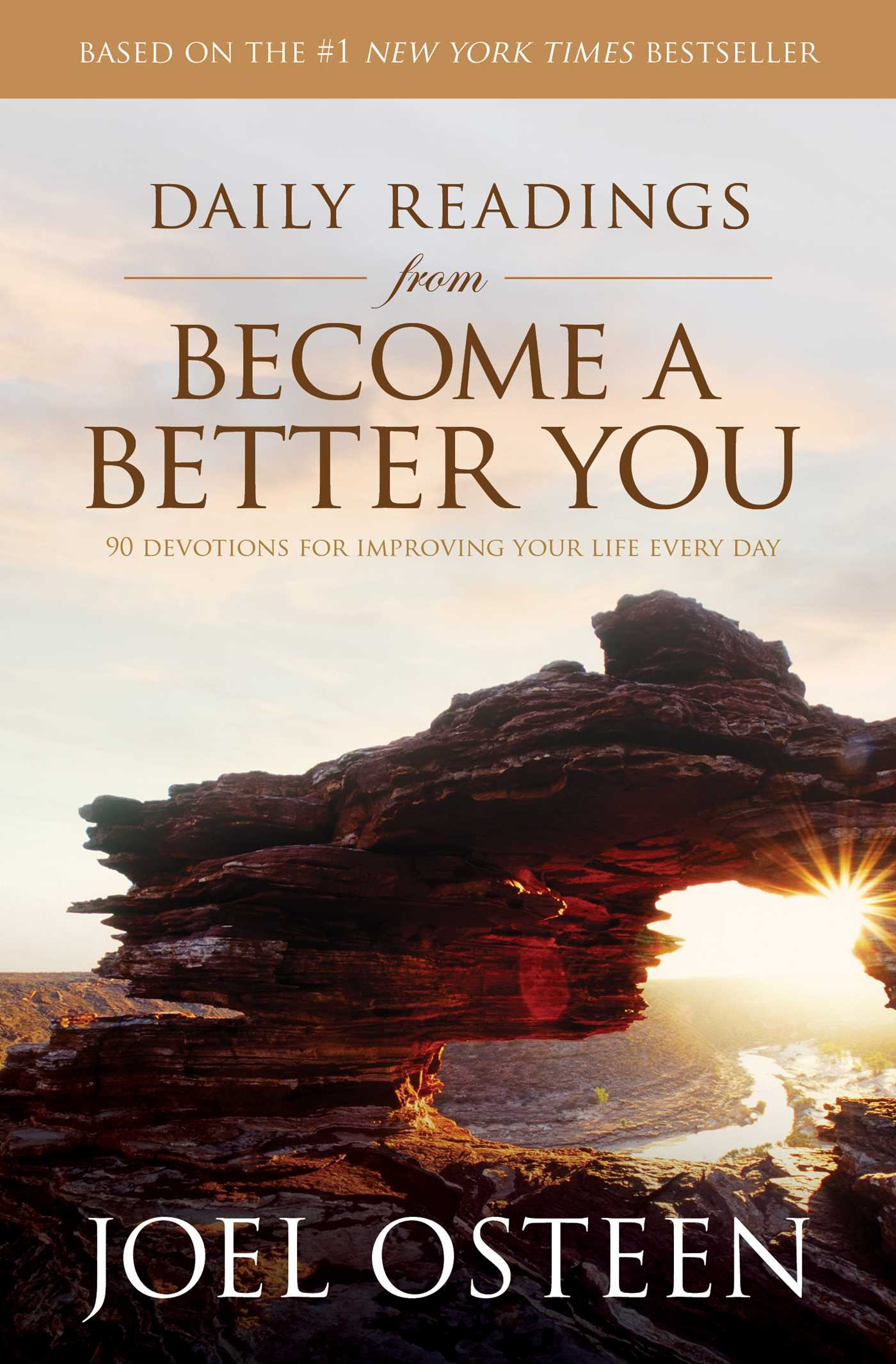 Become a better you | book by joel osteen | official publisher.