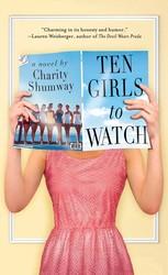 Ten girls to watch 9781451673418